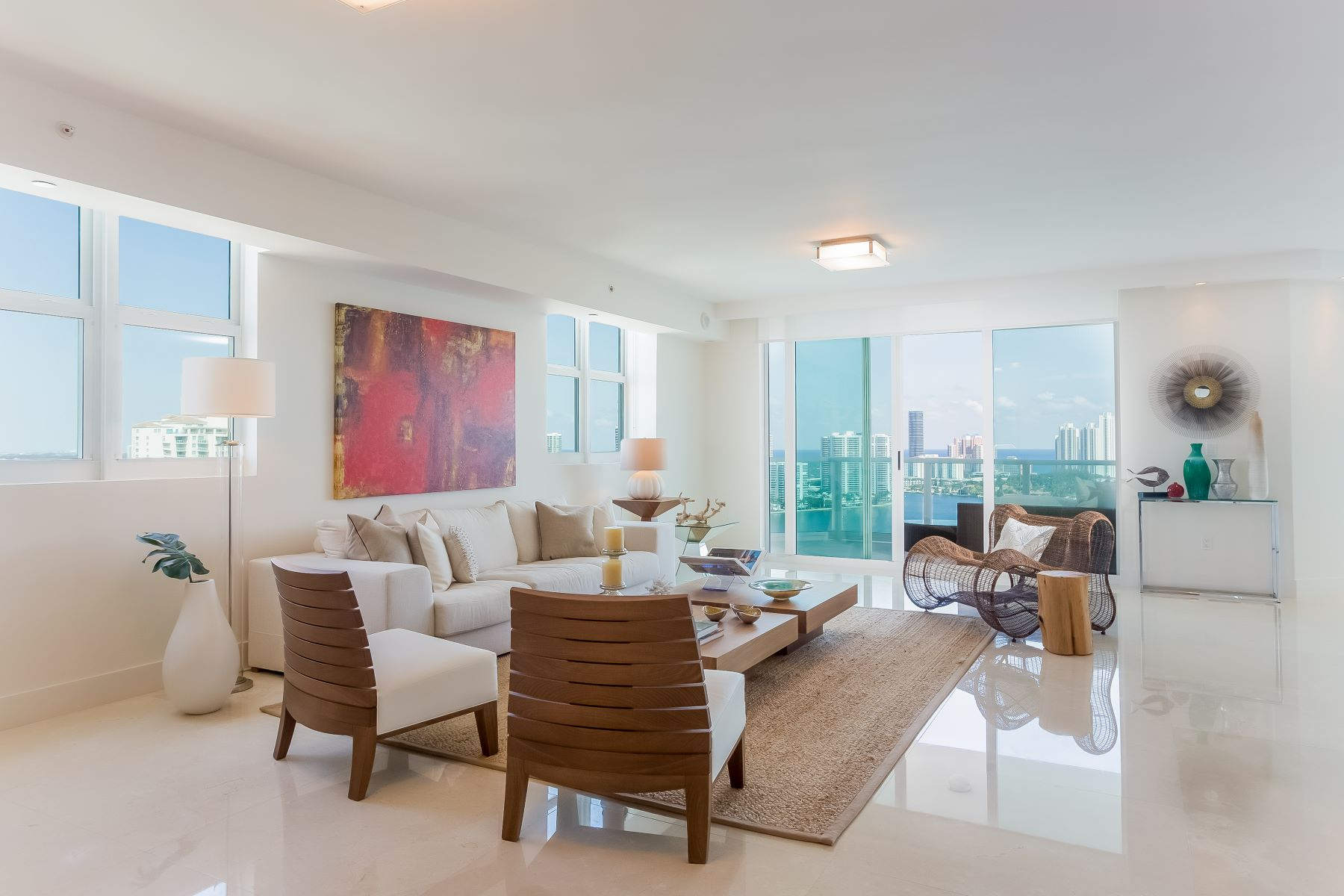 Condominium for Sale at 3301 Ne 183rd St #2501 3301 Ne 183rd St 2501 Aventura, Florida 33160 United States