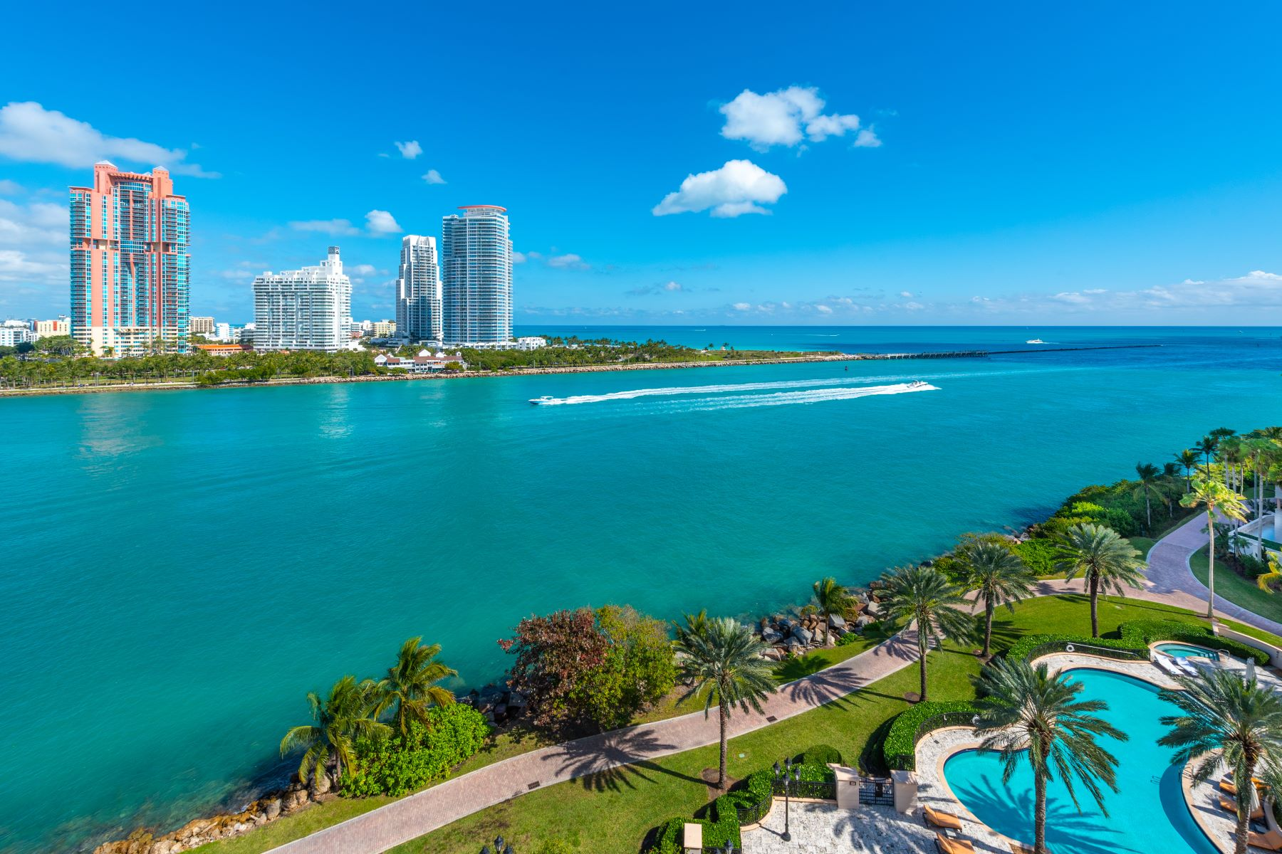 Condominiums for Sale at 7192 Fisher Island Dr 7192 Miami Beach, Florida 33109 United States