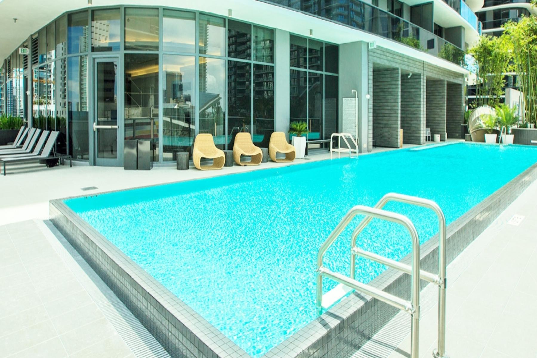 Condominium for Sale at 55 Sw 9 Street 55 Sw 9 Street 3209, Miami, Florida, 33130 United States