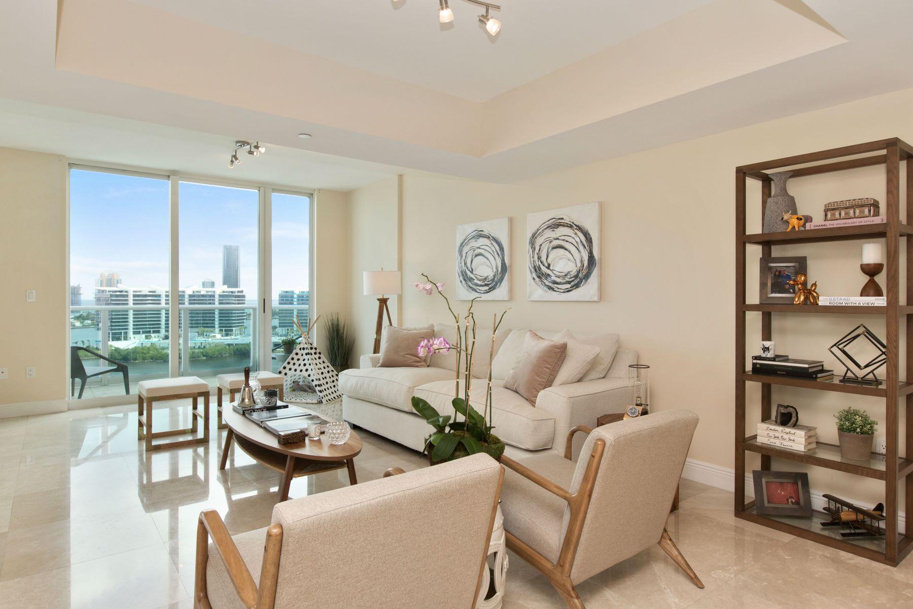 Condominium for Sale at 3301 Ne 183rd St 3301 Ne 183rd St 1802, Aventura, Florida, 33160 United States