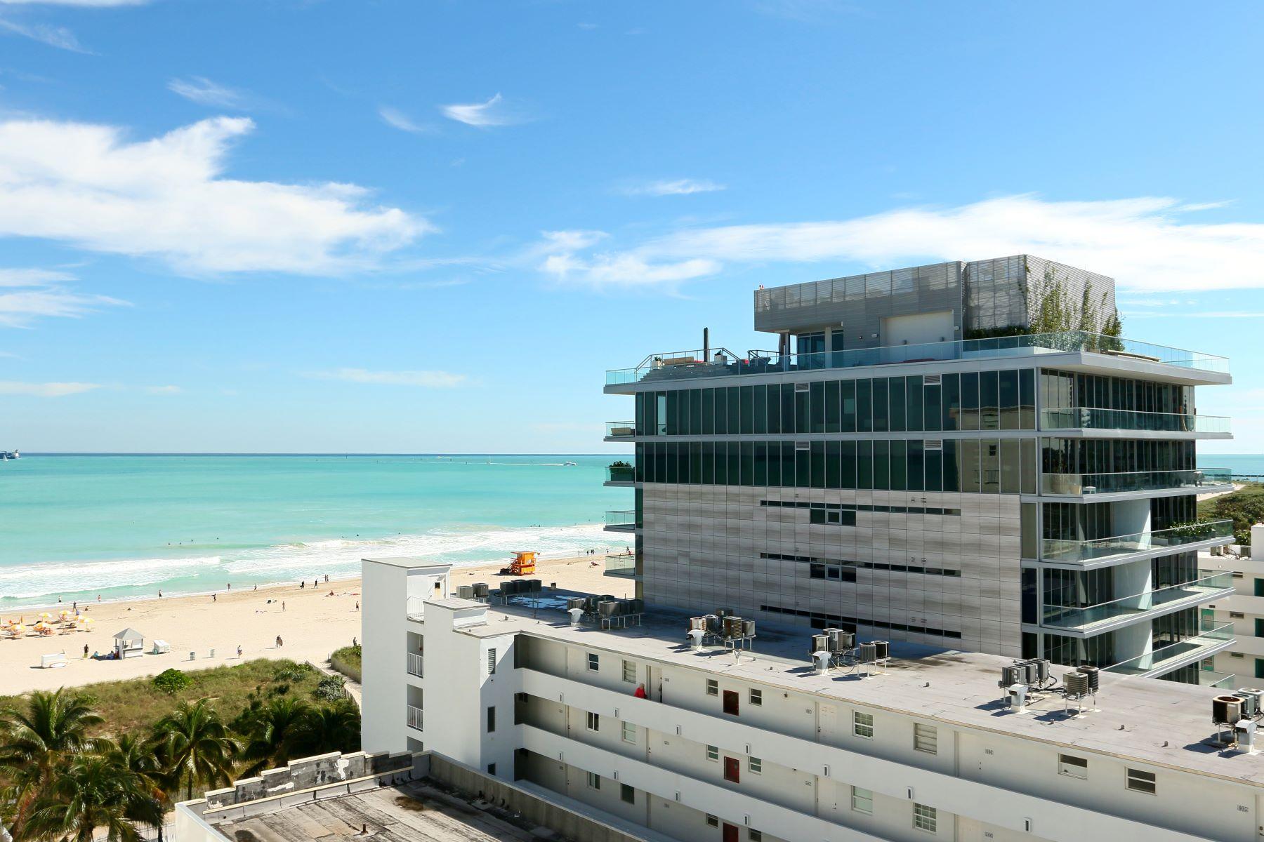 Condominium for Sale at 345 Ocean Dr 345 Ocean Dr 1008, Miami Beach, Florida, 33139 United States