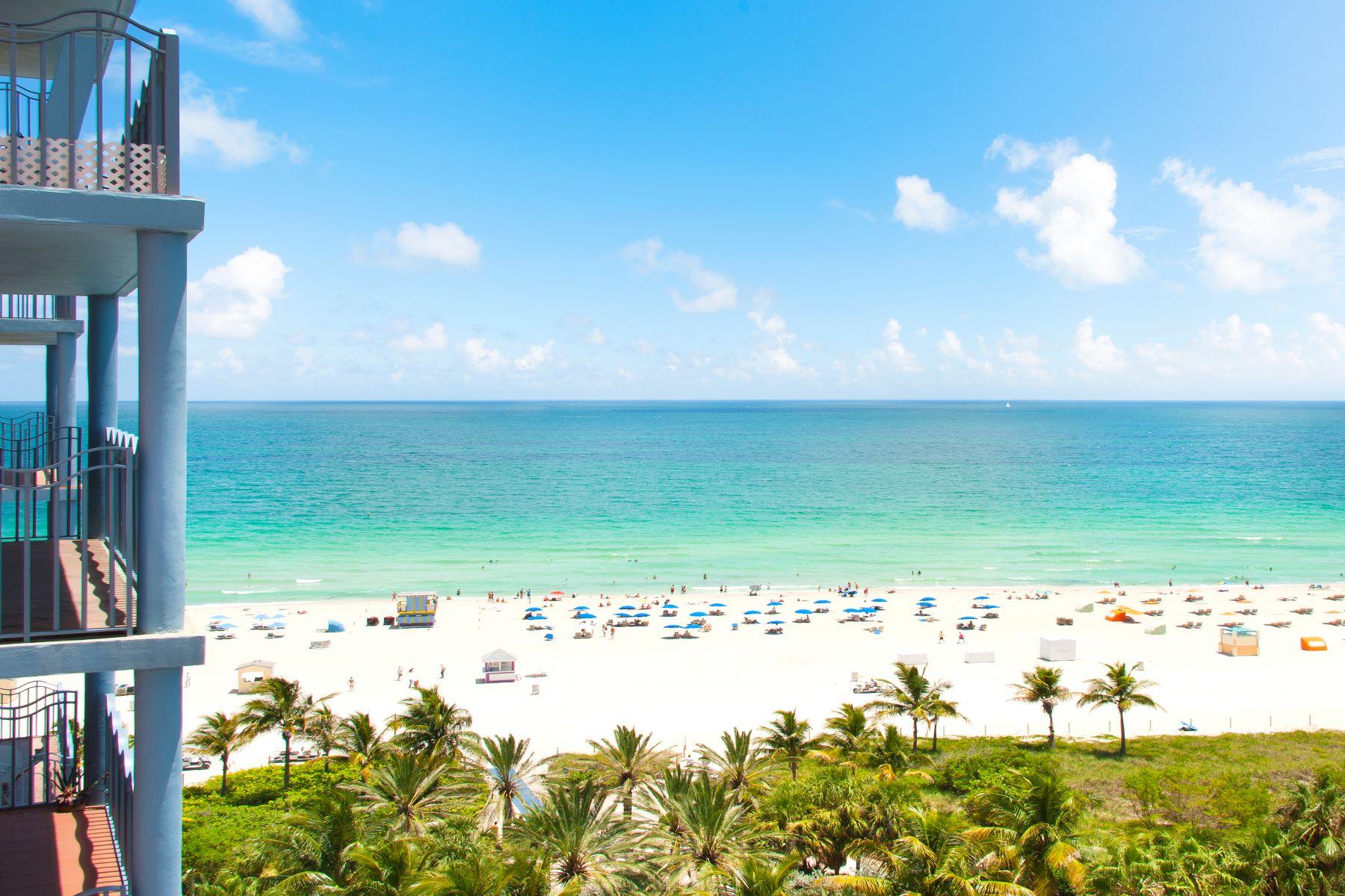 Condominium for Sale at 1500 Ocean Dr 1500 Ocean Dr 1106, Miami Beach, Florida, 33139 United States