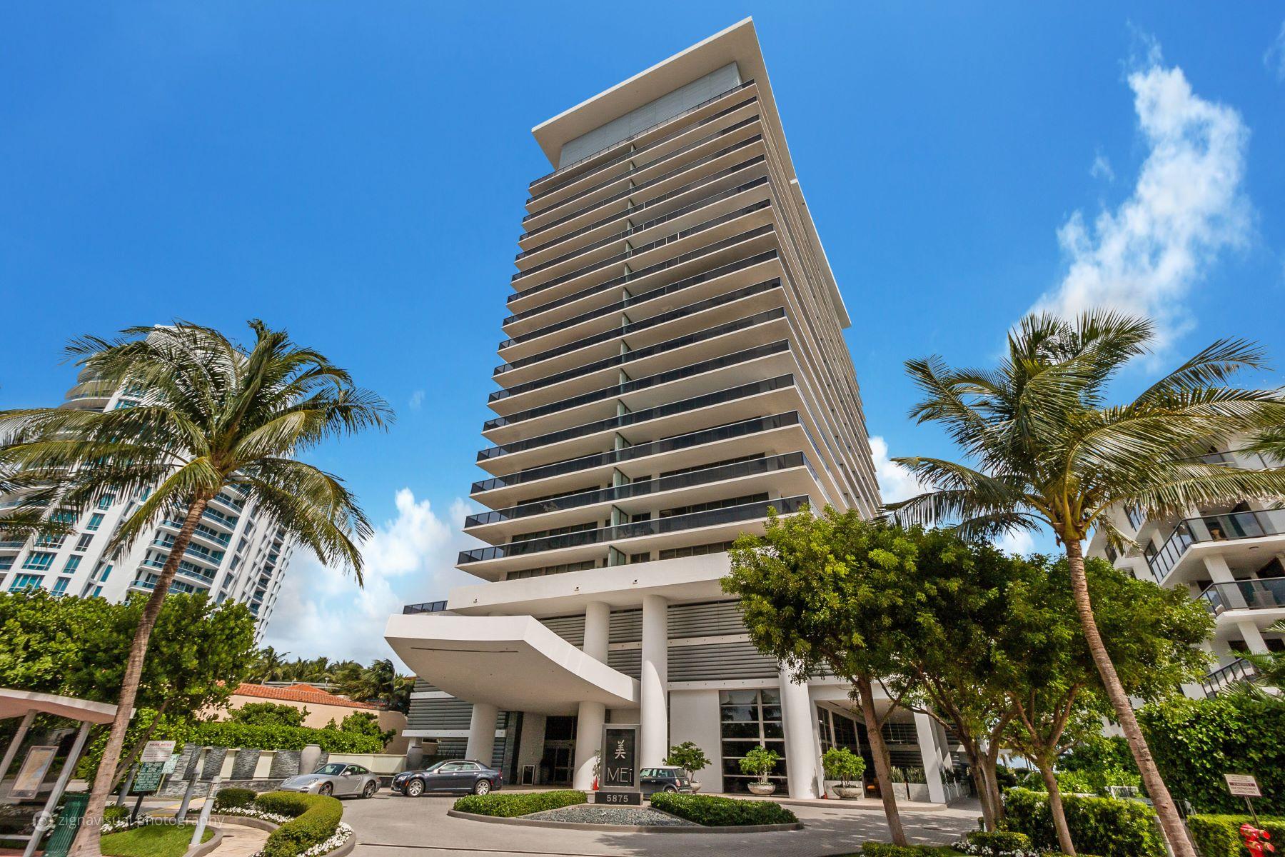 Condominium for Sale at 5875 Collins Ave #601 5875 Collins Ave 601 Miami Beach, Florida, 33140 United States