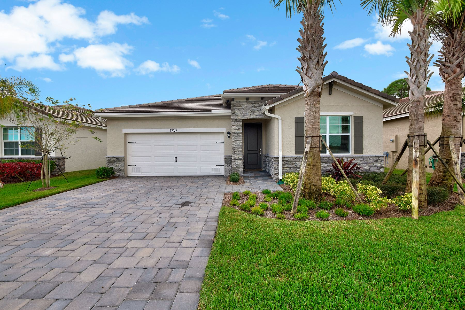 Single Family Homes for Sale at 7511 Sw Harbor Cove Drive Stuart, Florida 34997 United States