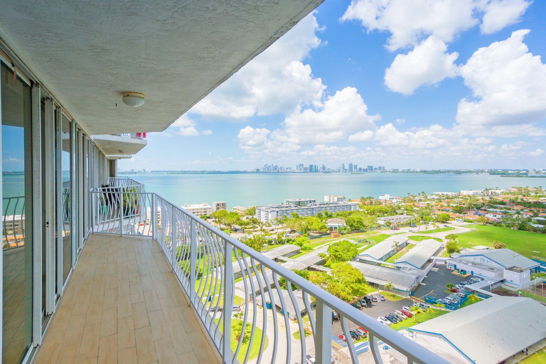 Condominiums for Sale at 7601 E Treasure Dr 2203 North Bay Village, Florida 33141 United States