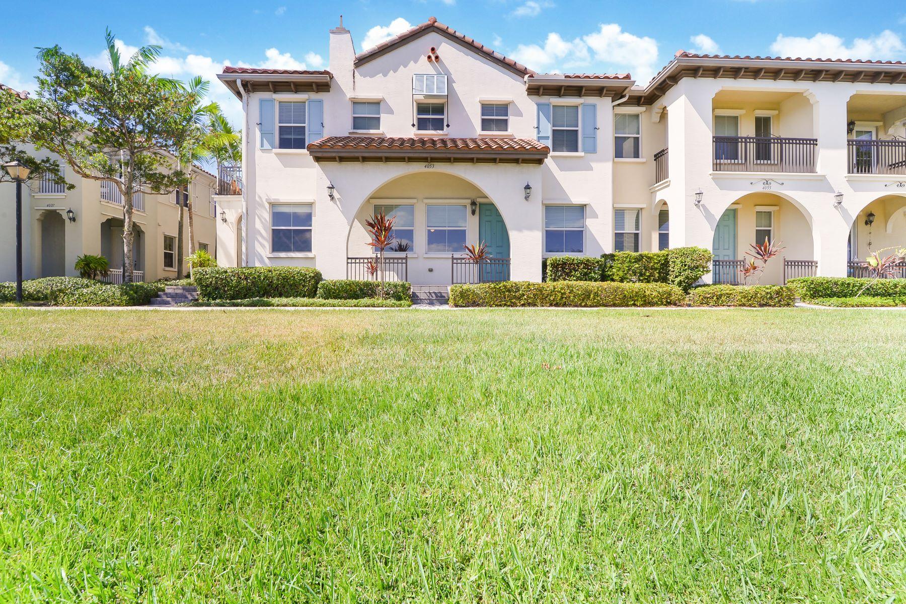 Single Family Homes por un Venta en 4053 Cascada Cir 4053, Cooper City, Florida 33024 Estados Unidos
