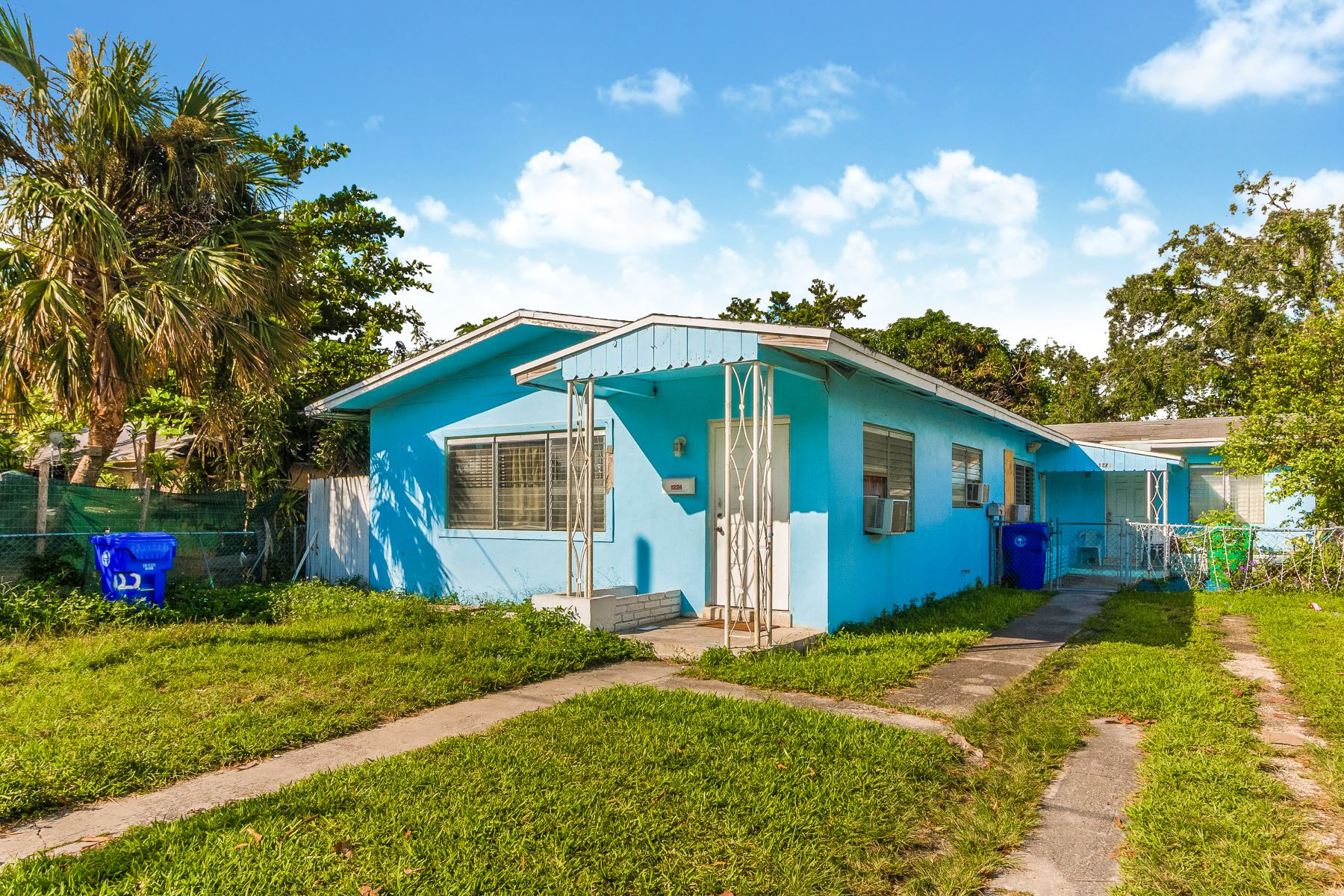 Duplex for Sale at 1224 Nw 8th Ct Miami, Florida, 33136 United States