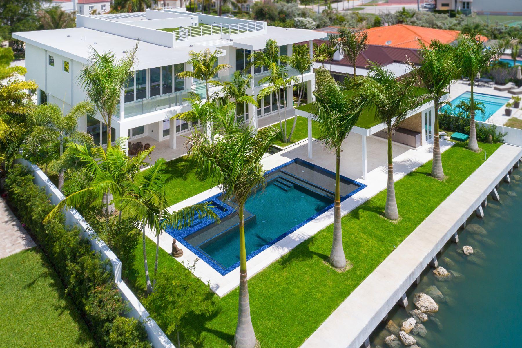 獨棟家庭住宅 為 出售 在 3465 N Meridian Ave Miami Beach, 佛羅里達州, 33140 美國