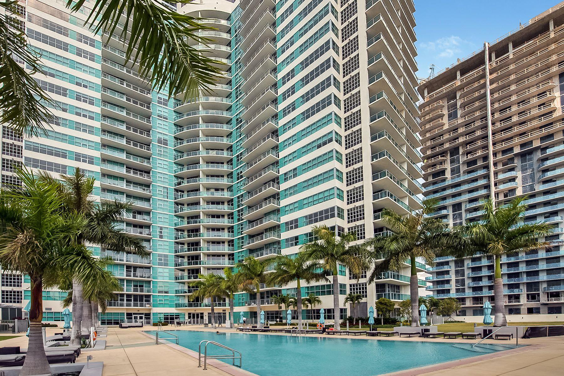 Condominium for Sale at 3301 Ne 1st Avenue #M0701 3301 Ne 1st Avenue M0701 Miami, Florida, 33137 United States