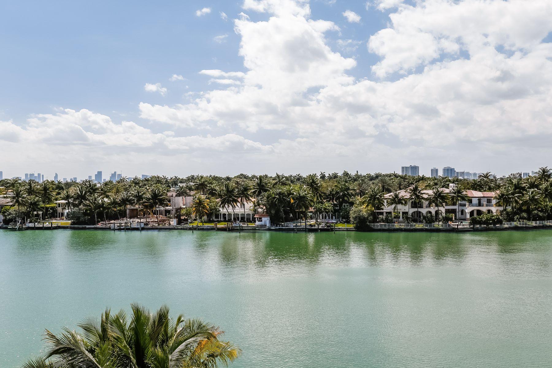 Kat Mülkiyeti için Satış at 6610 Indian Creek Dr 6610 Indian Creek Dr 513, Miami Beach, Florida, 33141 Amerika Birleşik Devletleri
