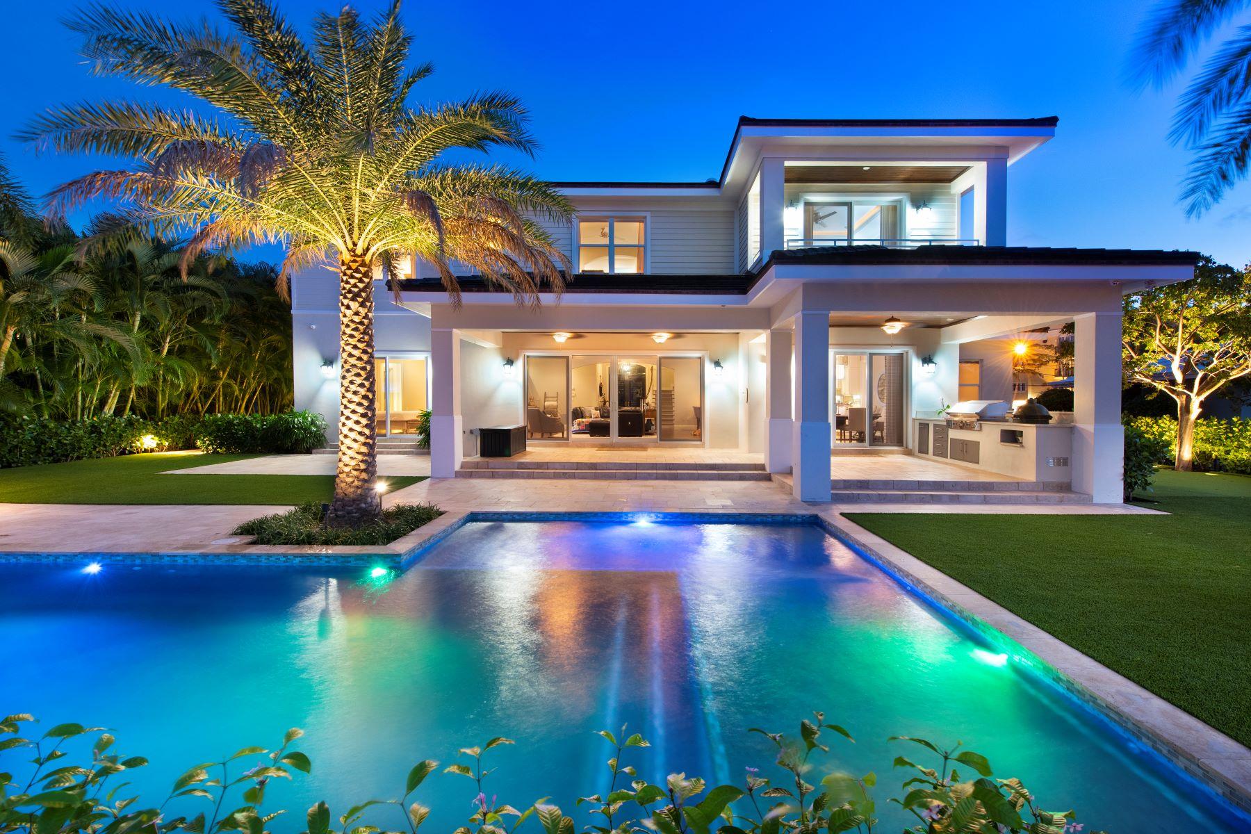 Single Family Homes für Verkauf beim Fort Lauderdale, Florida 33316 Vereinigte Staaten
