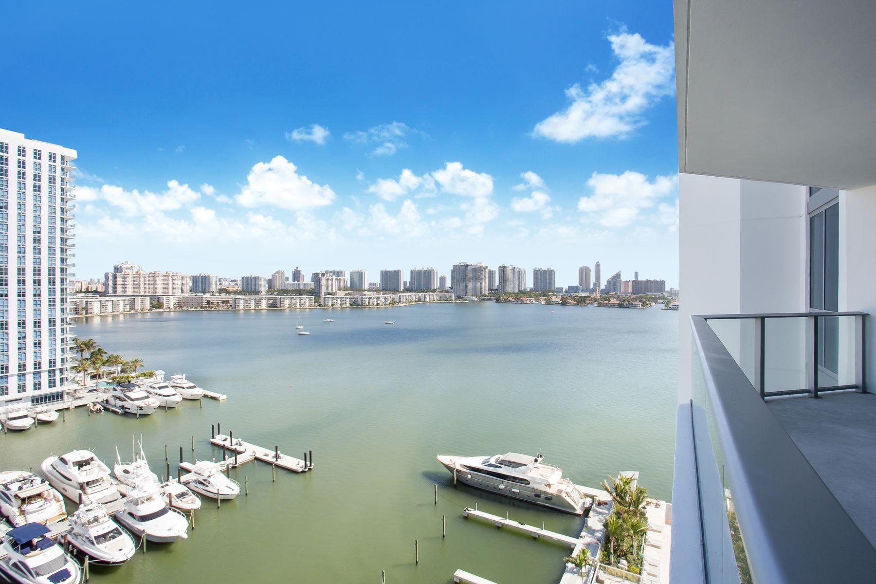 Condominio por un Venta en 17111 Biscayne Blvd #1205 17111 Biscayne Blvd 1205, North Miami Beach, Florida, 33160 Estados Unidos