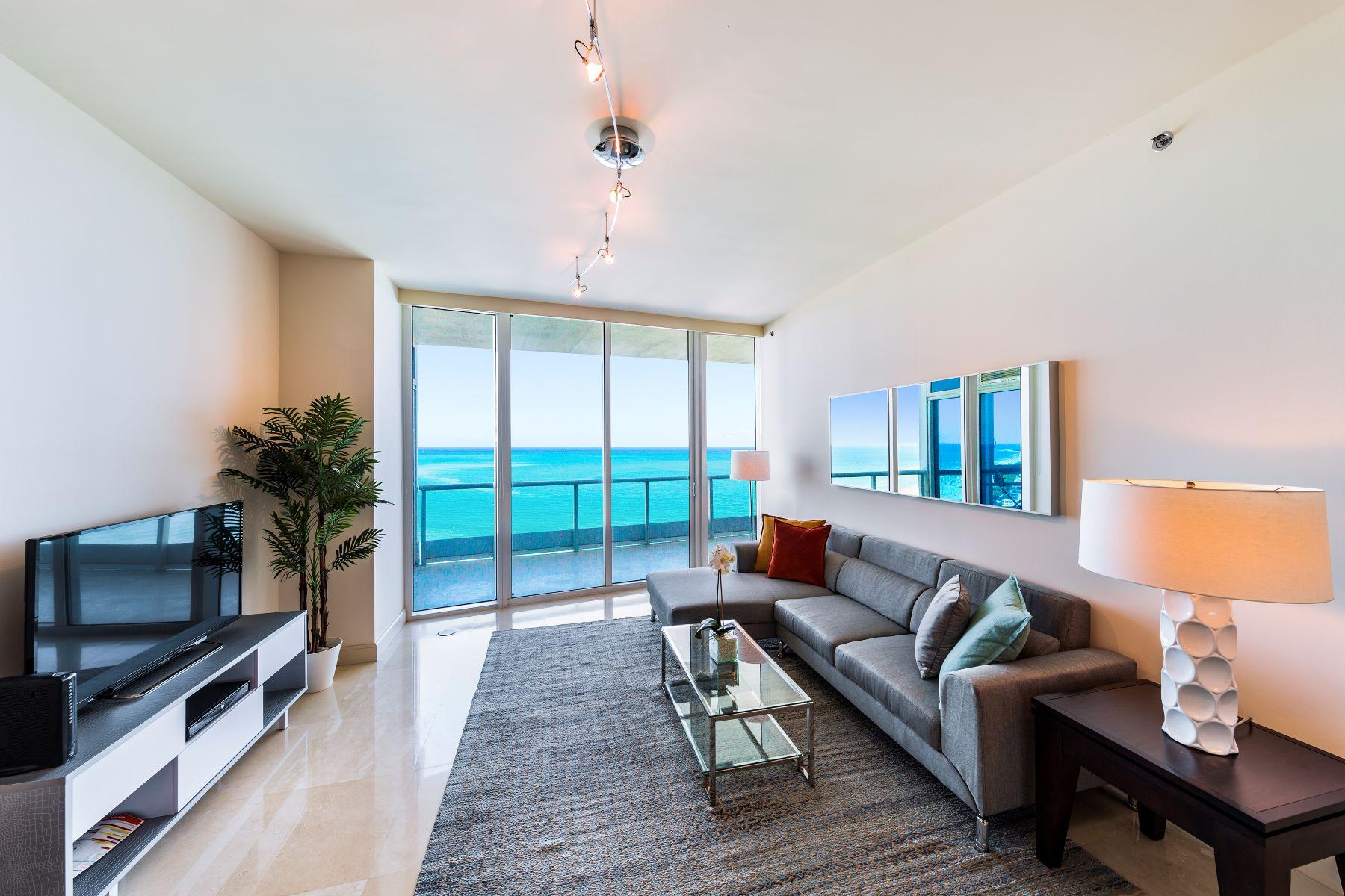 Condominio per Affitto alle ore 100 S. Pointe Drive 2507 Rental Listing 100 S Pointe Dr 2507 Miami Beach, Florida 33139 Stati Uniti