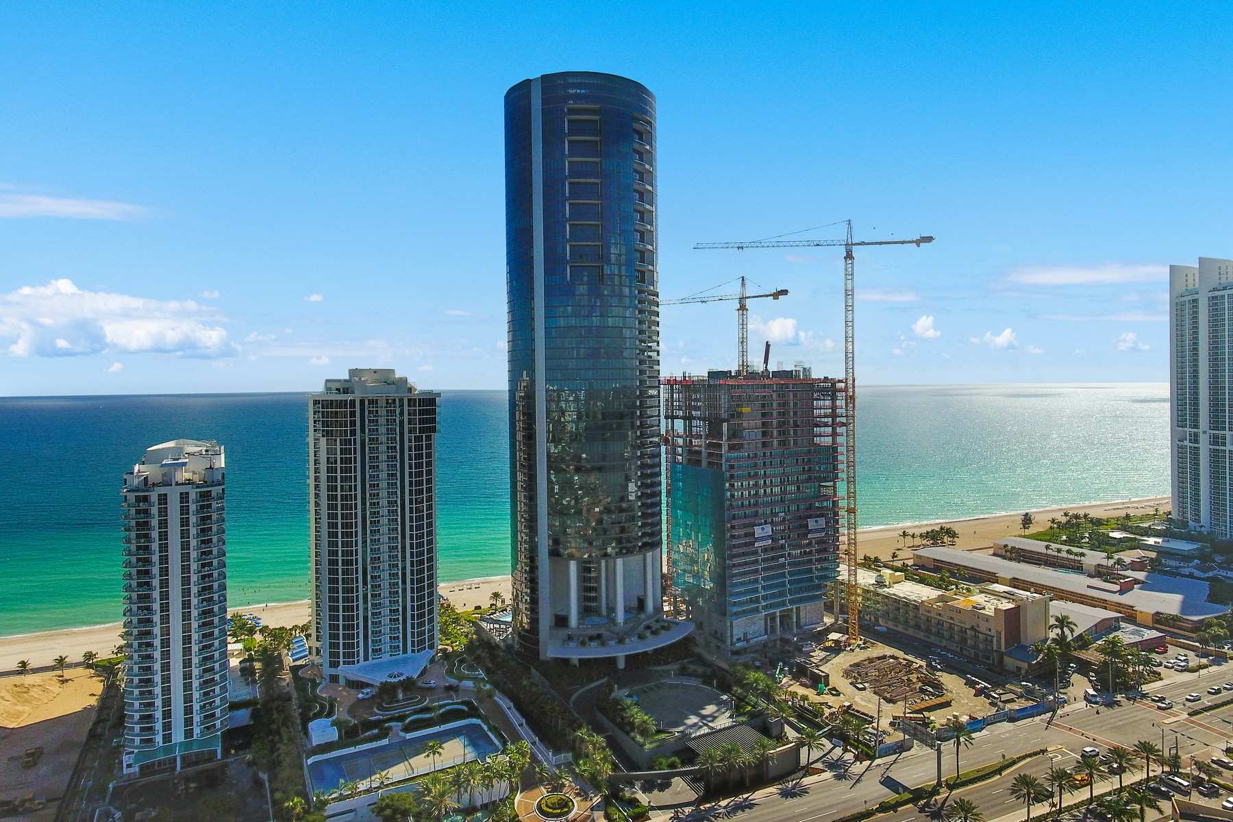 Condominiums for Sale at 18555 Collins Ave 5101, Sunny Isles Beach, Florida 33160 United States