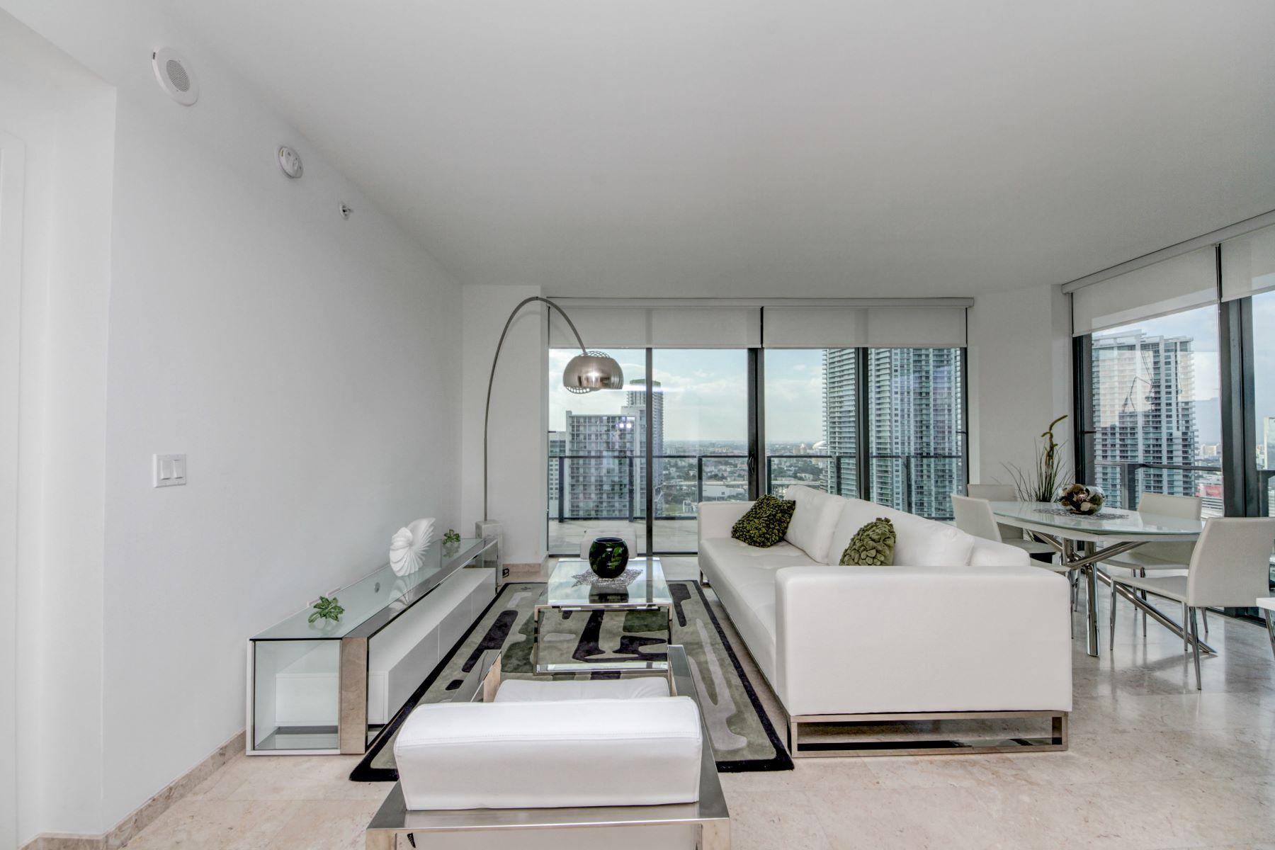 Condominium for Sale at 68 Se 6th St 68 Se 6th St 2412 Miami, Florida 33131 United States