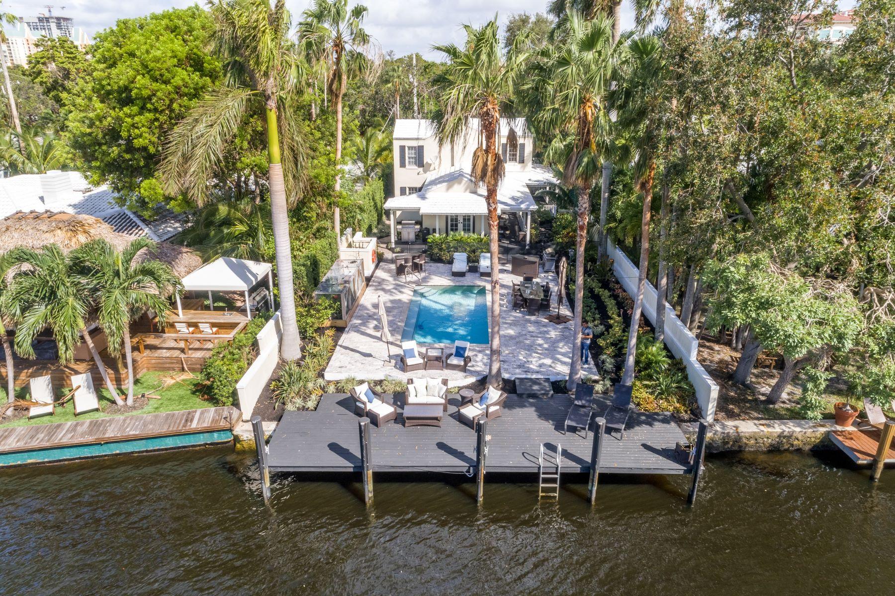 Частный односемейный дом для того Продажа на 1024 Se 4th St Fort Lauderdale, Флорида, 33301 Соединенные Штаты