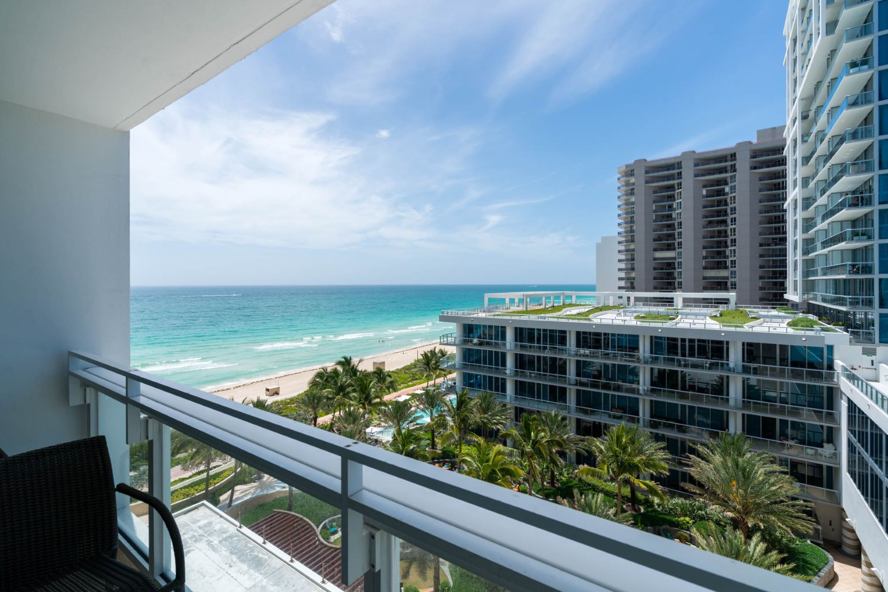 Condominium for Sale at 6801 Collins Ave #810 6801 Collins Ave 810 Miami Beach, Florida, 33141 United States