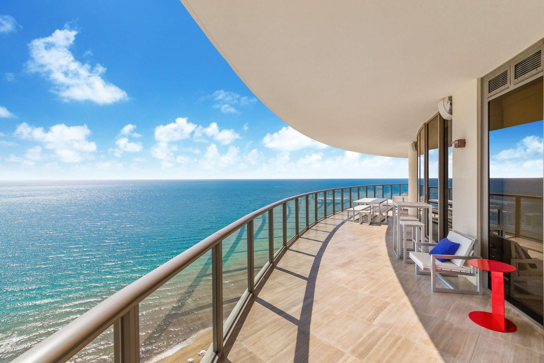 Condominium for Rent at 9703 Collins Ave 9703 Collins Ave 2200 Bal Harbour, Florida 33154 United States