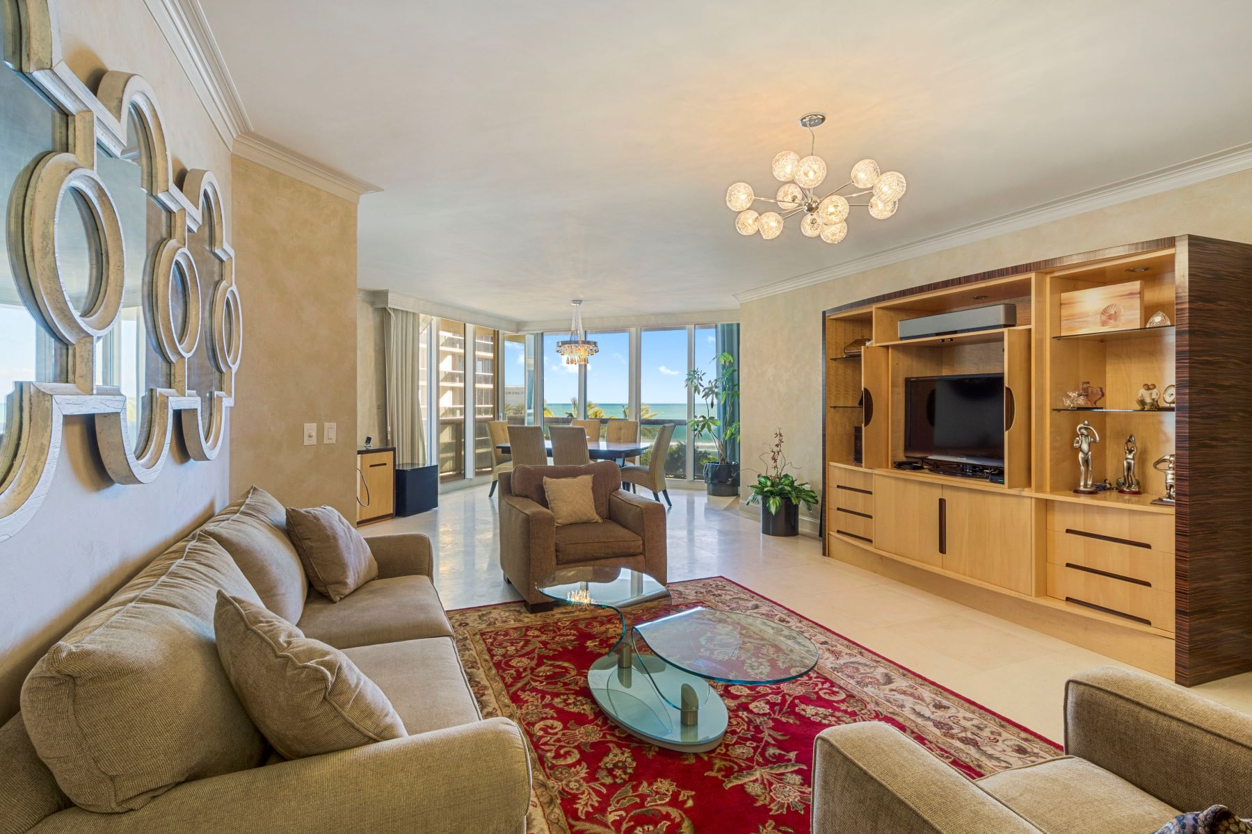 Condominium for Sale at 9559 Collins Ave #S4-E 9559 Collins Ave S4-E Surfside, Florida 33154 United States