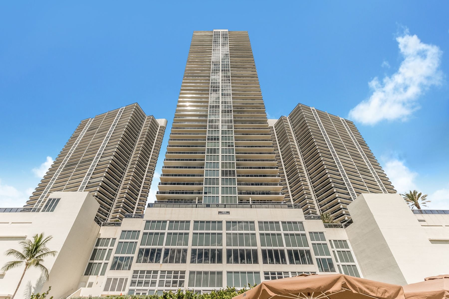 Condominiums for Sale at 1830 S Ocean Dr #3610 1830 S Ocean Dr 3610, Hallandale, Florida 33009 United States