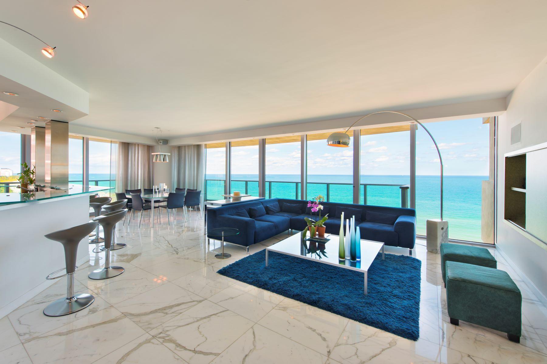 共管式独立产权公寓 为 销售 在 1455 Ocean Dr 1455 Ocean Dr 1509, 迈阿密海滩, 佛罗里达州, 33139 美国