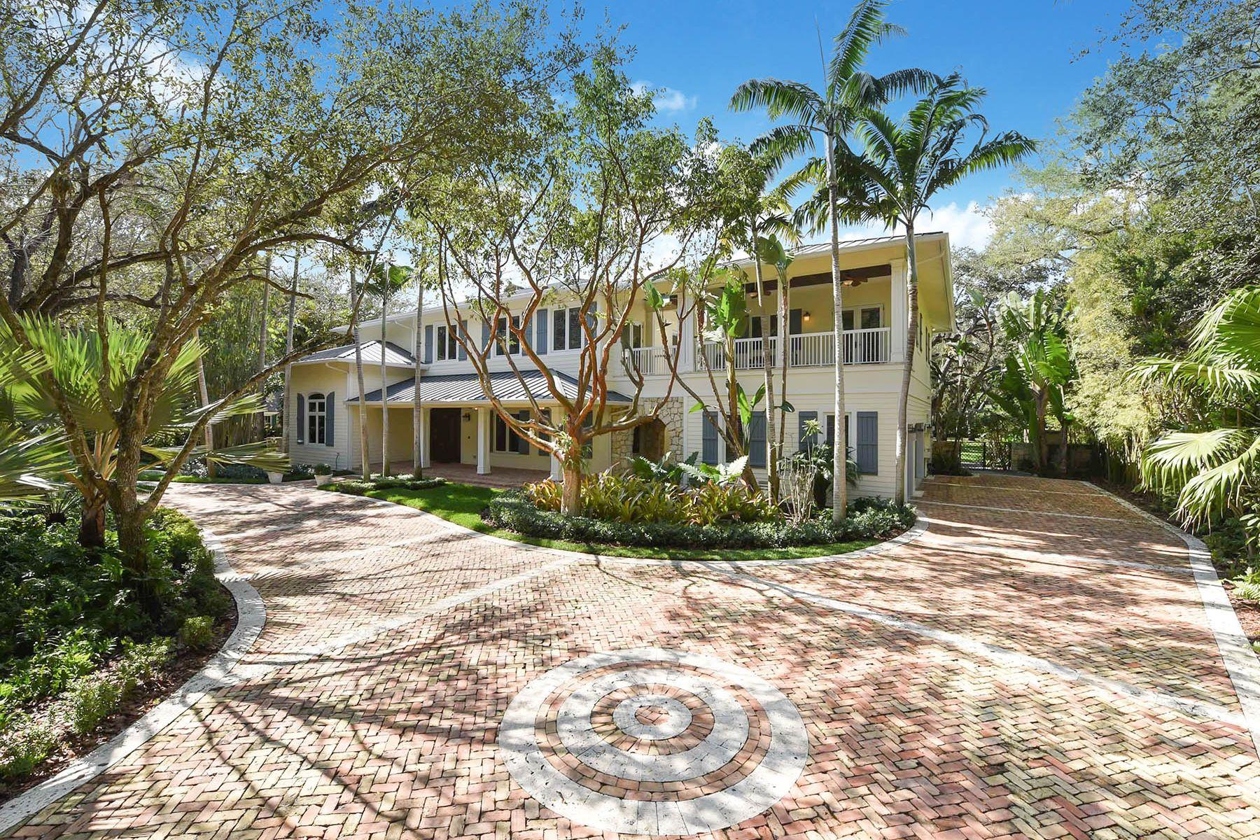 Single Family Homes por un Venta en 7350 Sw 47 Court Miami, Florida 33143 Estados Unidos