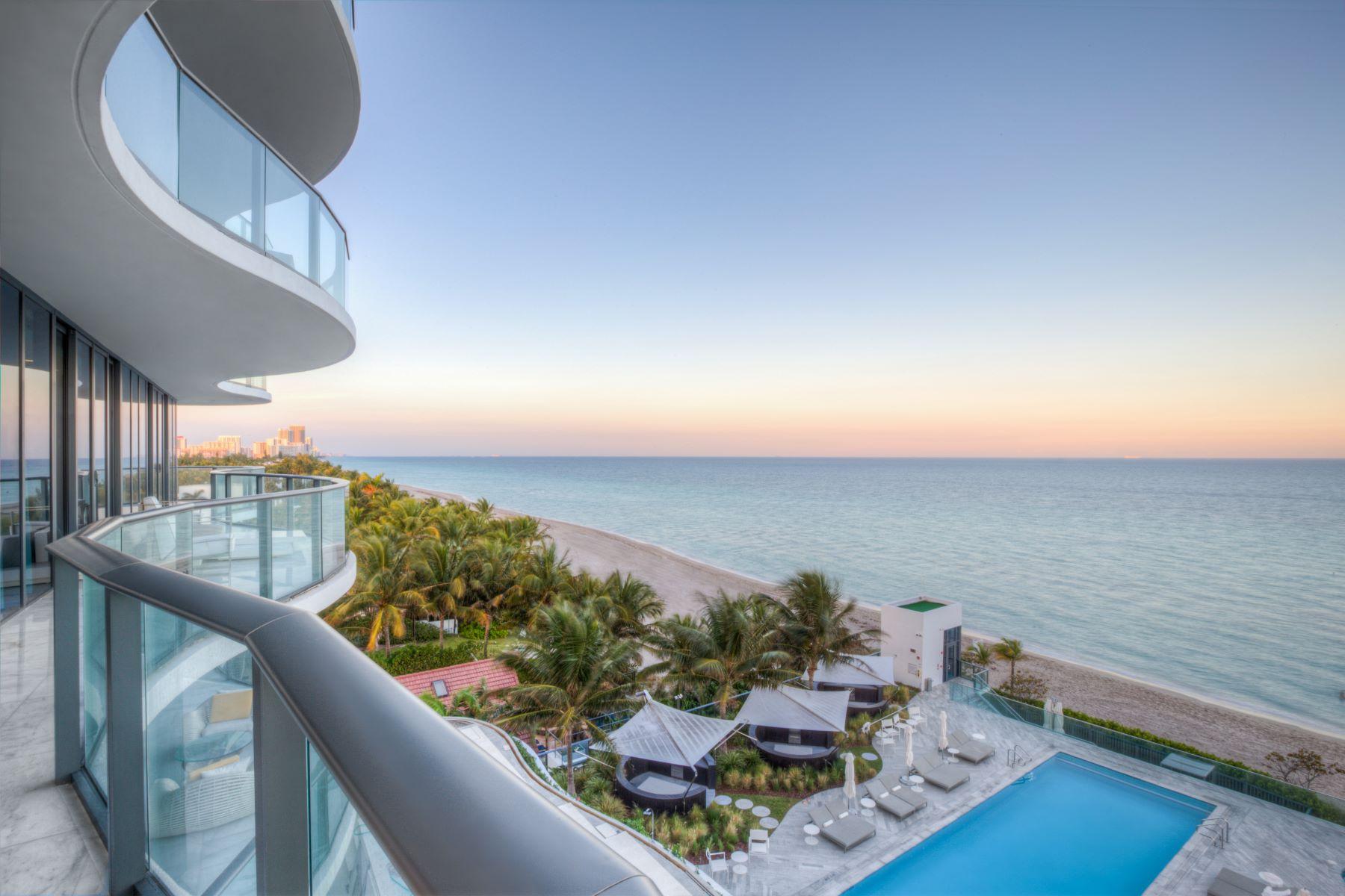 شقة بعمارة للـ Sale في 19575 Collins Ave 19575 Collins Ave 6 Sunny Isles Beach, Florida 33160 United States