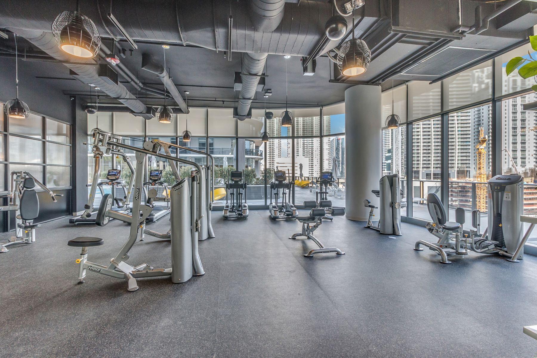 Condominium for Sale at 55 Sw 9 Street 55 Sw 9 Street 4409, Miami, Florida, 33130 United States