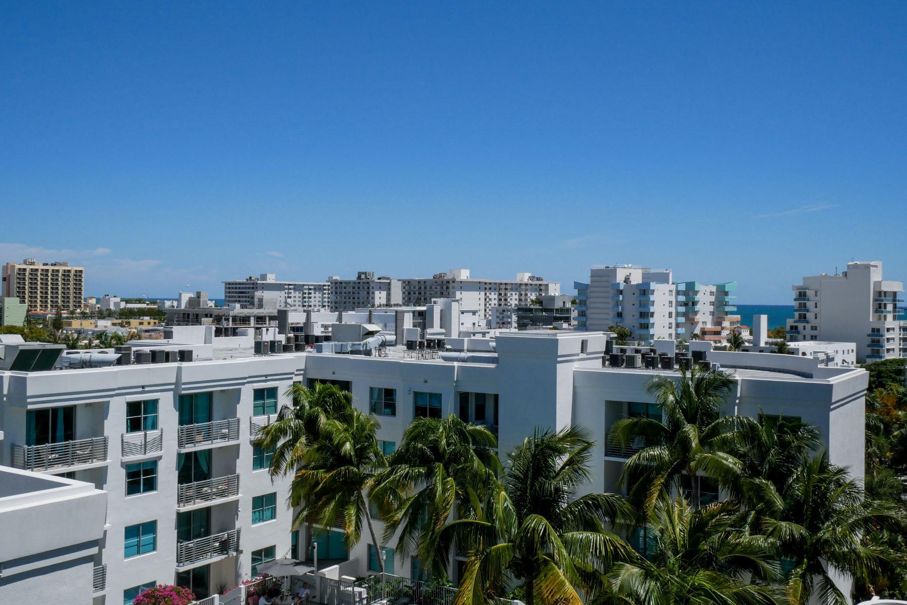 Appartement en copropriété pour l Vente à 110 Washington Ave #1823 110 Washington Ave 1823 Miami Beach, Florida, 33139 États-Unis