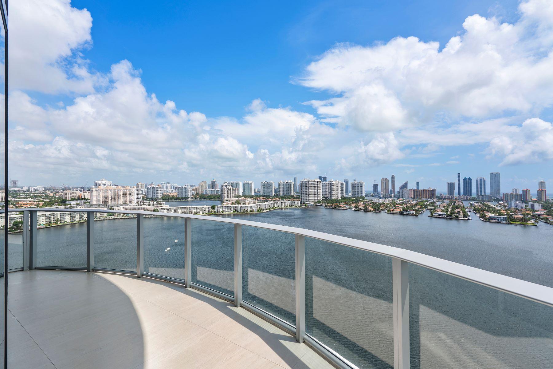 Condominiums por un Venta en 17111 Biscayne Blvd 2111, North Miami Beach, Florida 33160 Estados Unidos