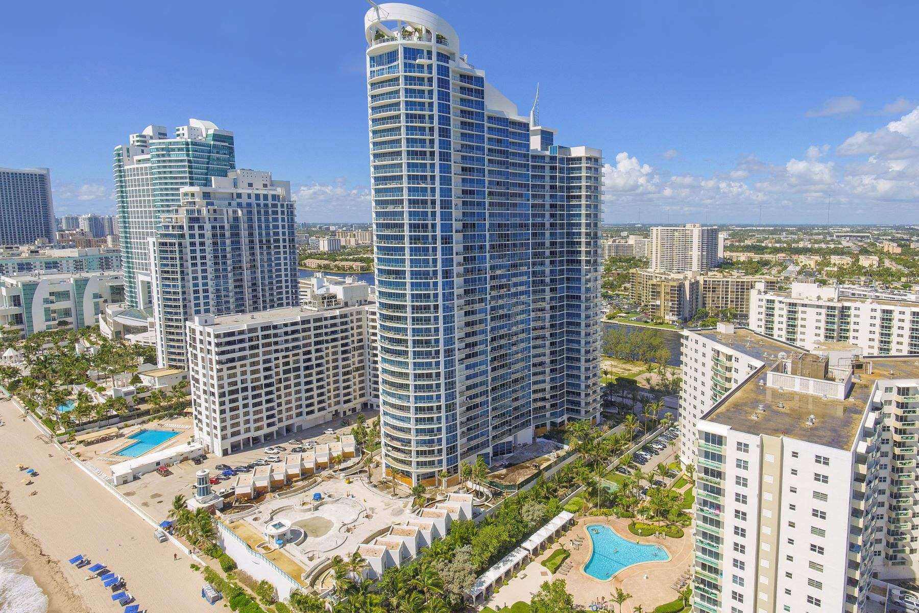 Condominium for Sale at 3101 S Ocean Dr #502 3101 S Ocean Dr 502 Hollywood, Florida 33019 United States