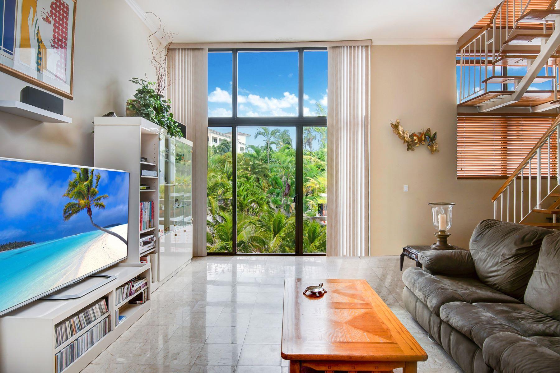 townhouses für Verkauf beim 135 E Enid Dr 18, Key Biscayne, Florida 33149 Vereinigte Staaten