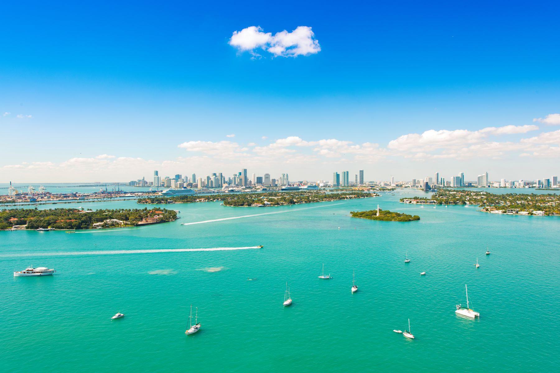 共管物業 為 出售 在 1330 West Ave 1330 West Ave 3202, Miami Beach, 佛羅里達州, 33139 美國