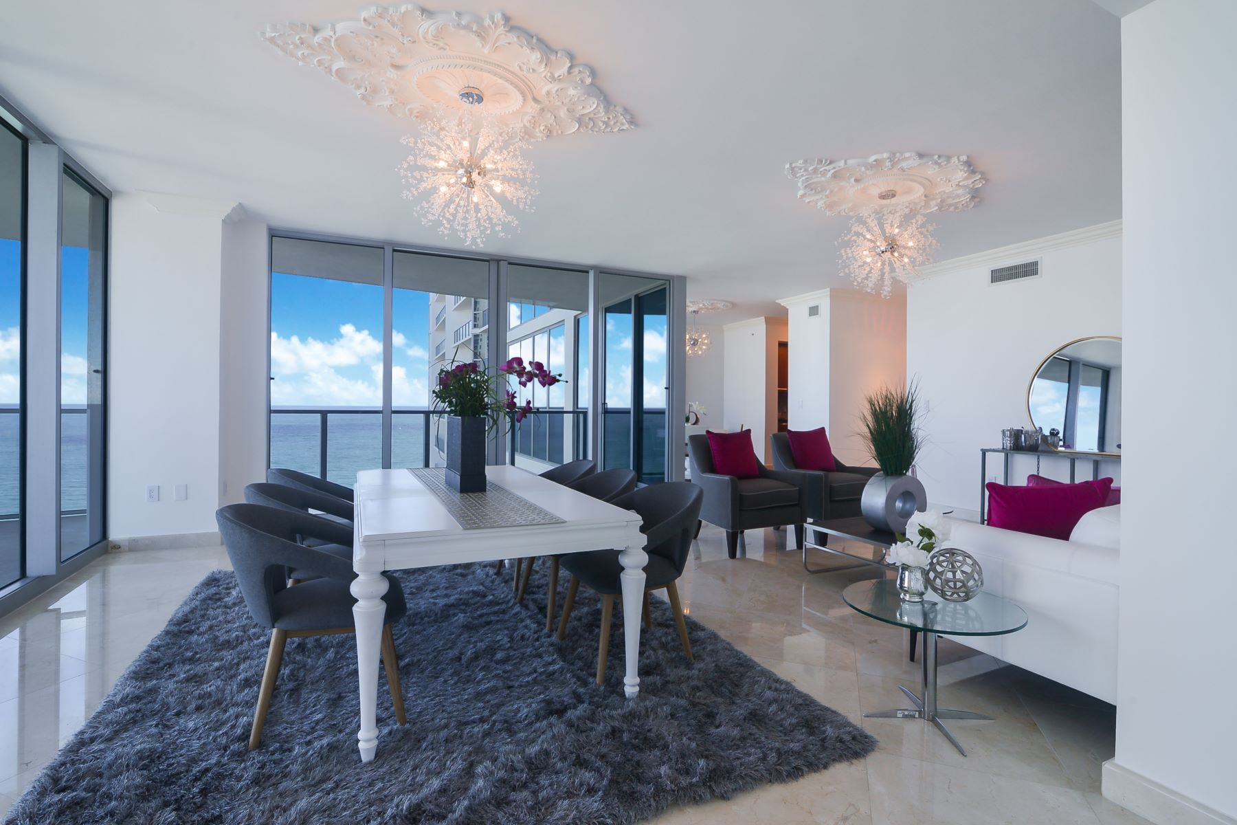 Condominiums for Sale at 3101 S Ocean Dr 2201 Hollywood, Florida 33019 United States