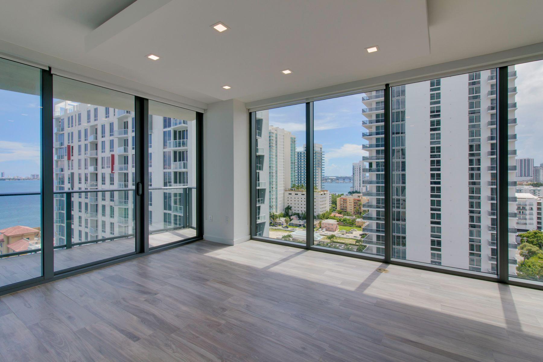 共管式独立产权公寓 为 销售 在 460 Ne 28th St 460 Ne 28th St 1508, 迈阿密, 佛罗里达州, 33137 美国