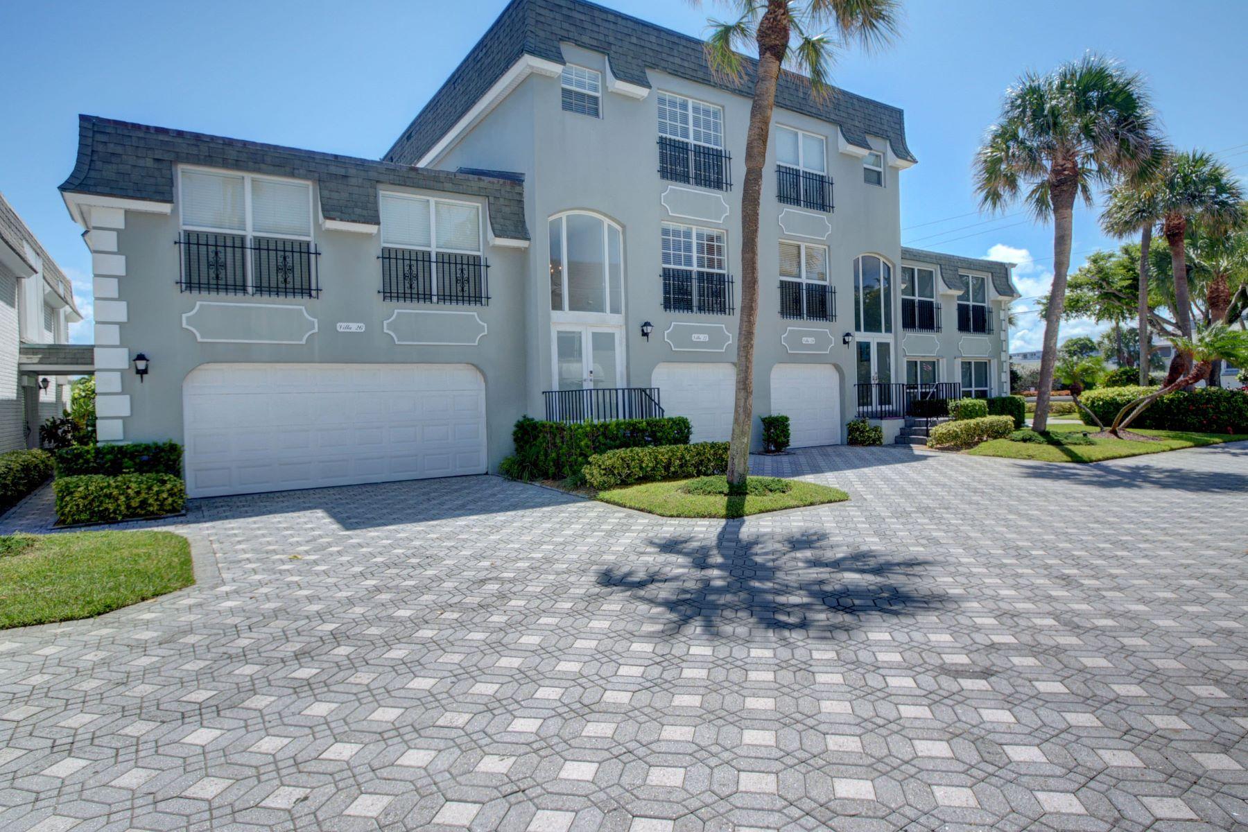 townhouses für Verkauf beim 1194 Hillsboro Mile 27, Hillsboro Beach, Florida 33062 Vereinigte Staaten