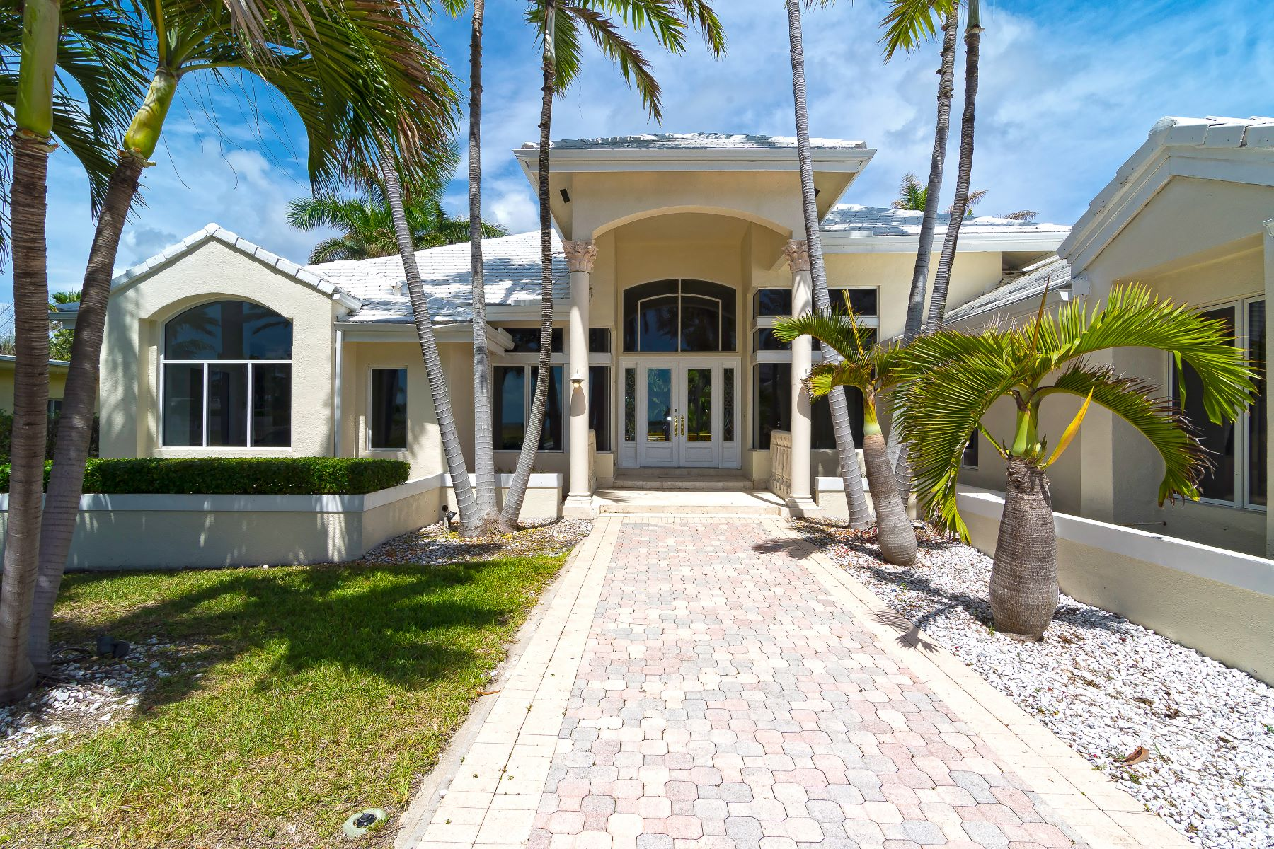 Single Family Home for Sale at 152 Ocean Blvd Golden Beach, Florida, 33160 United States