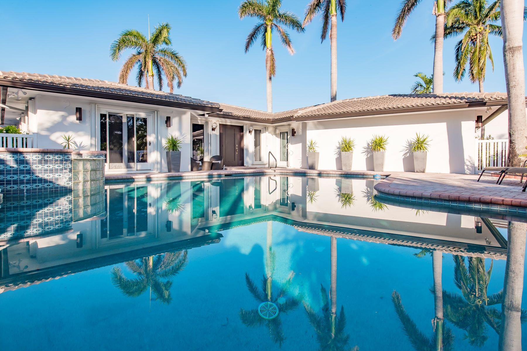 独户住宅 为 销售 在 319 Seven Isles Dr 劳德代尔堡, 佛罗里达州, 33301 美国