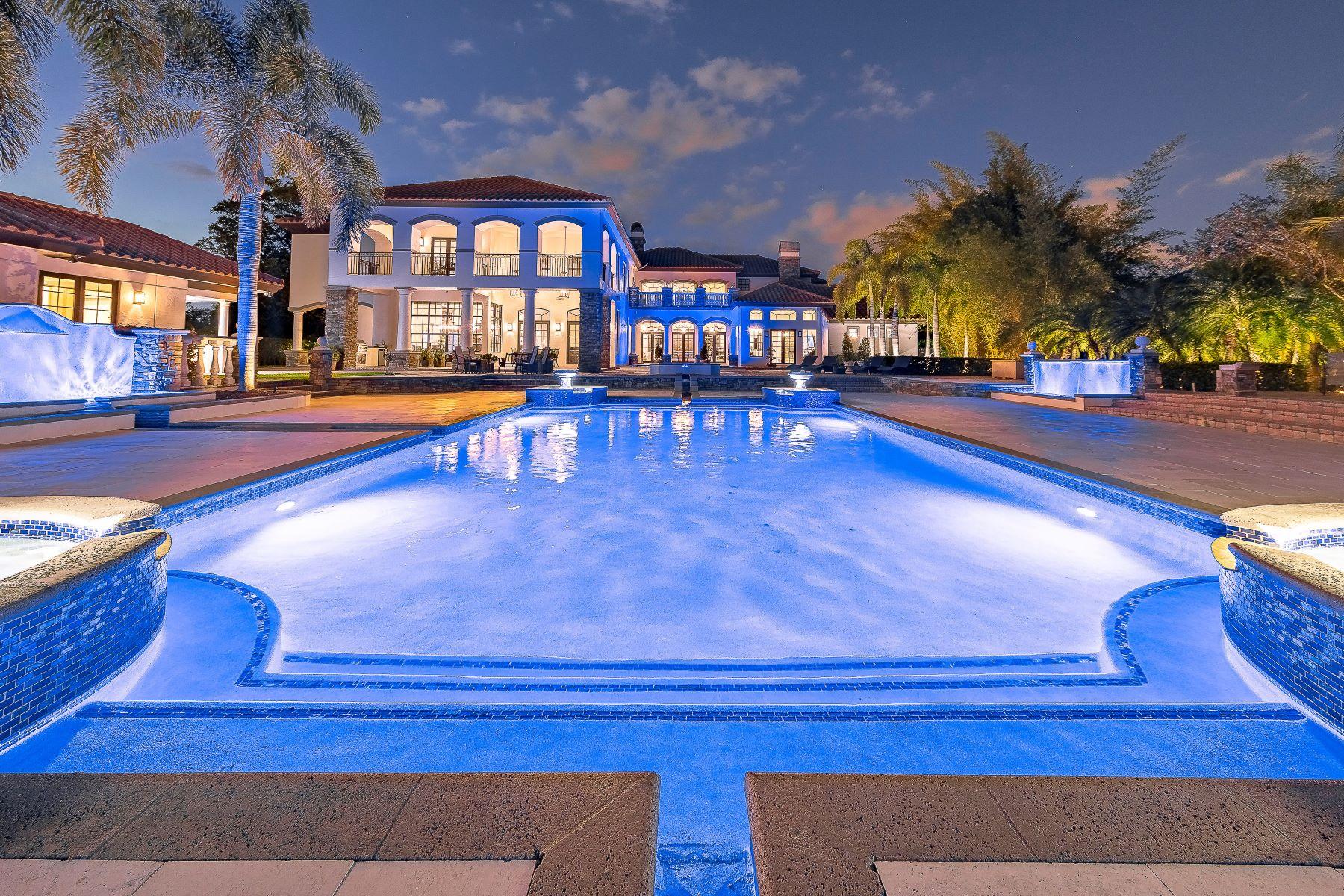 Single Family Homes 為 出售 在 Parkland, 佛羅里達州 33067 美國