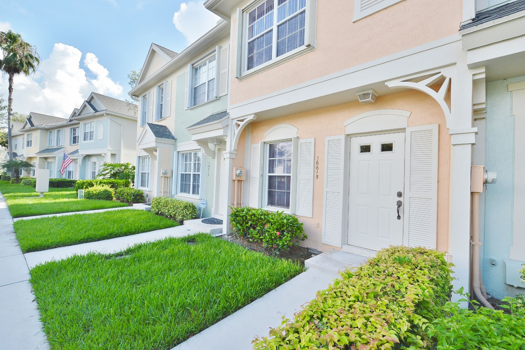 تاون هاوس للـ Rent في 16615 Hemingway Dr Weston, Florida, 33326 United States