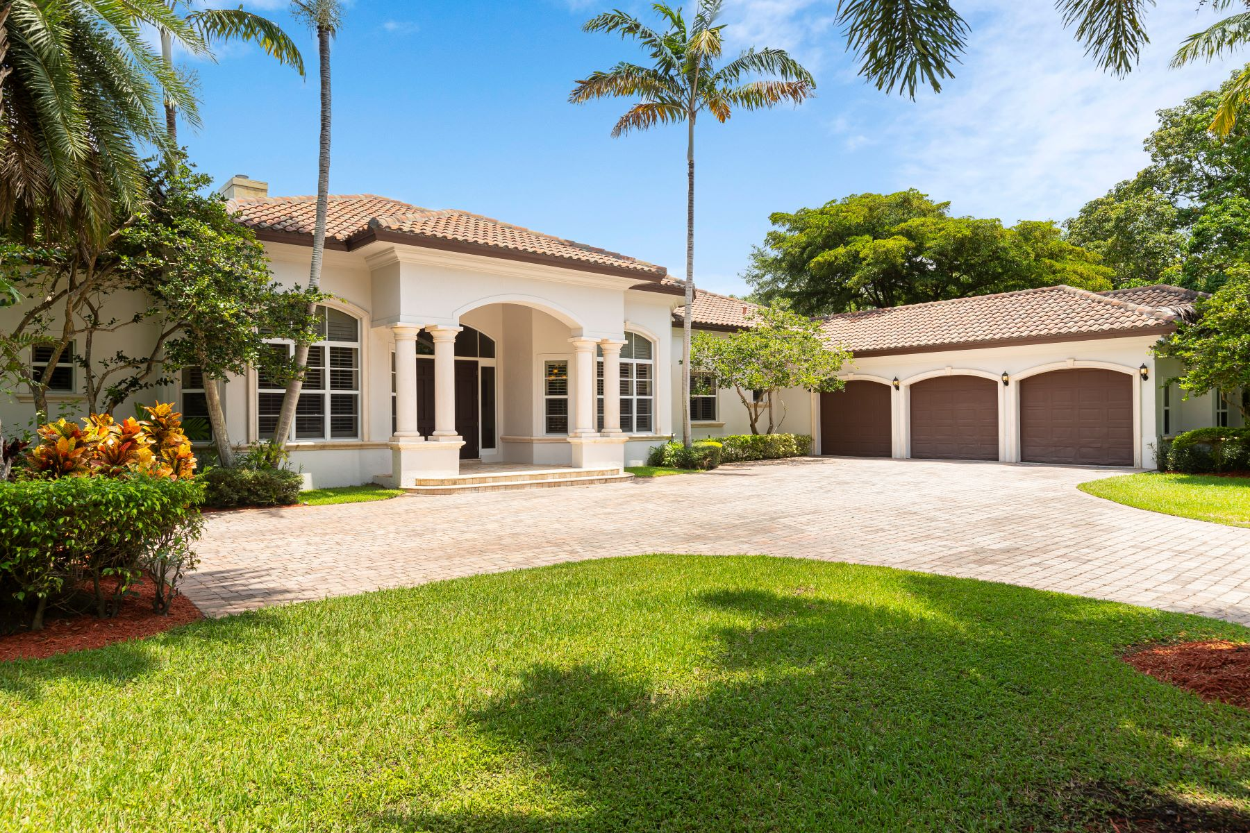 Single Family Homes 為 出售 在 Pinecrest, 佛羅里達州 33156 美國