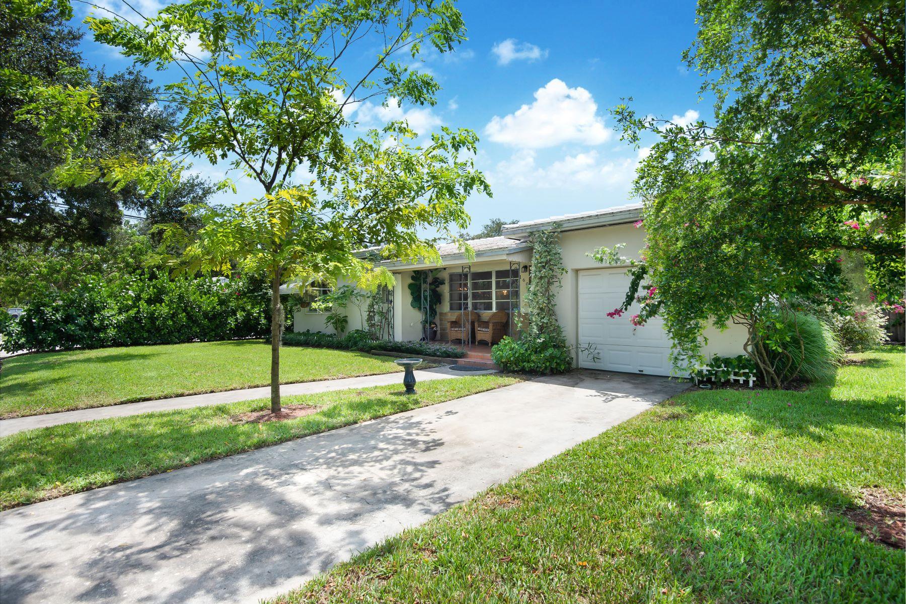 Single Family Homes için Satış at El Portal, Florida 33138 Amerika Birleşik Devletleri