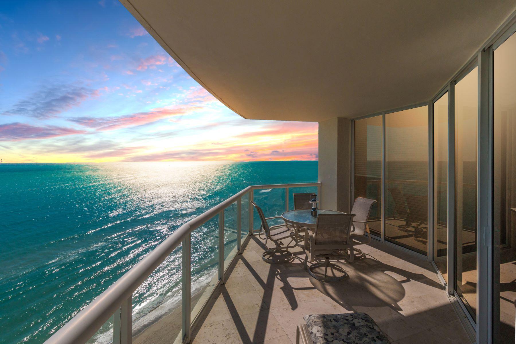 شقة بعمارة للـ Sale في 18671 Collins Ave 18671 Collins Ave 1902, Sunny Isles Beach, Florida, 33160 United States