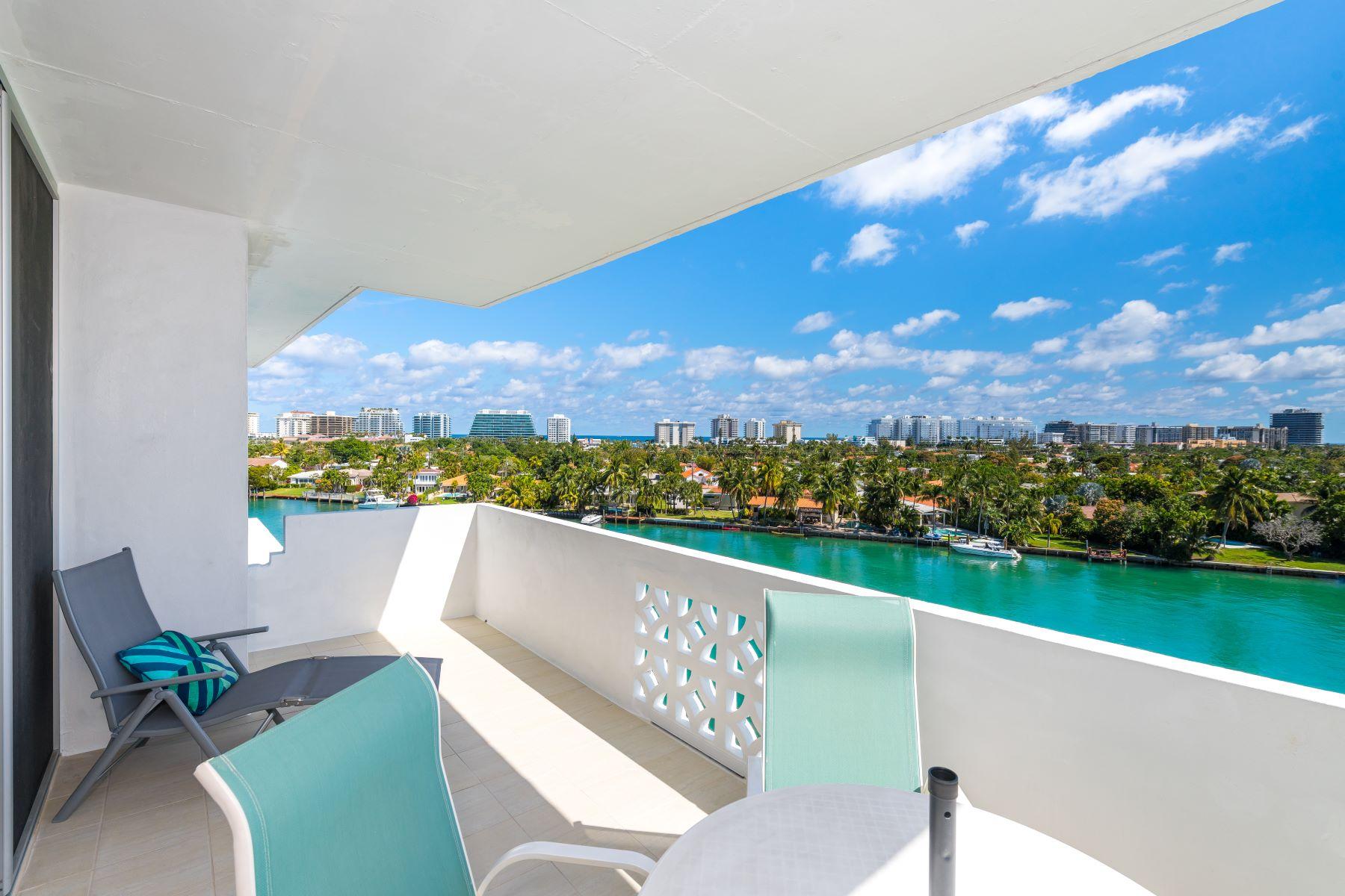 Condominiums for Active at 9101 E Bay Harbor Dr #701 9101 E Bay Harbor Dr 701 Bay Harbor Islands, Florida 33154 United States