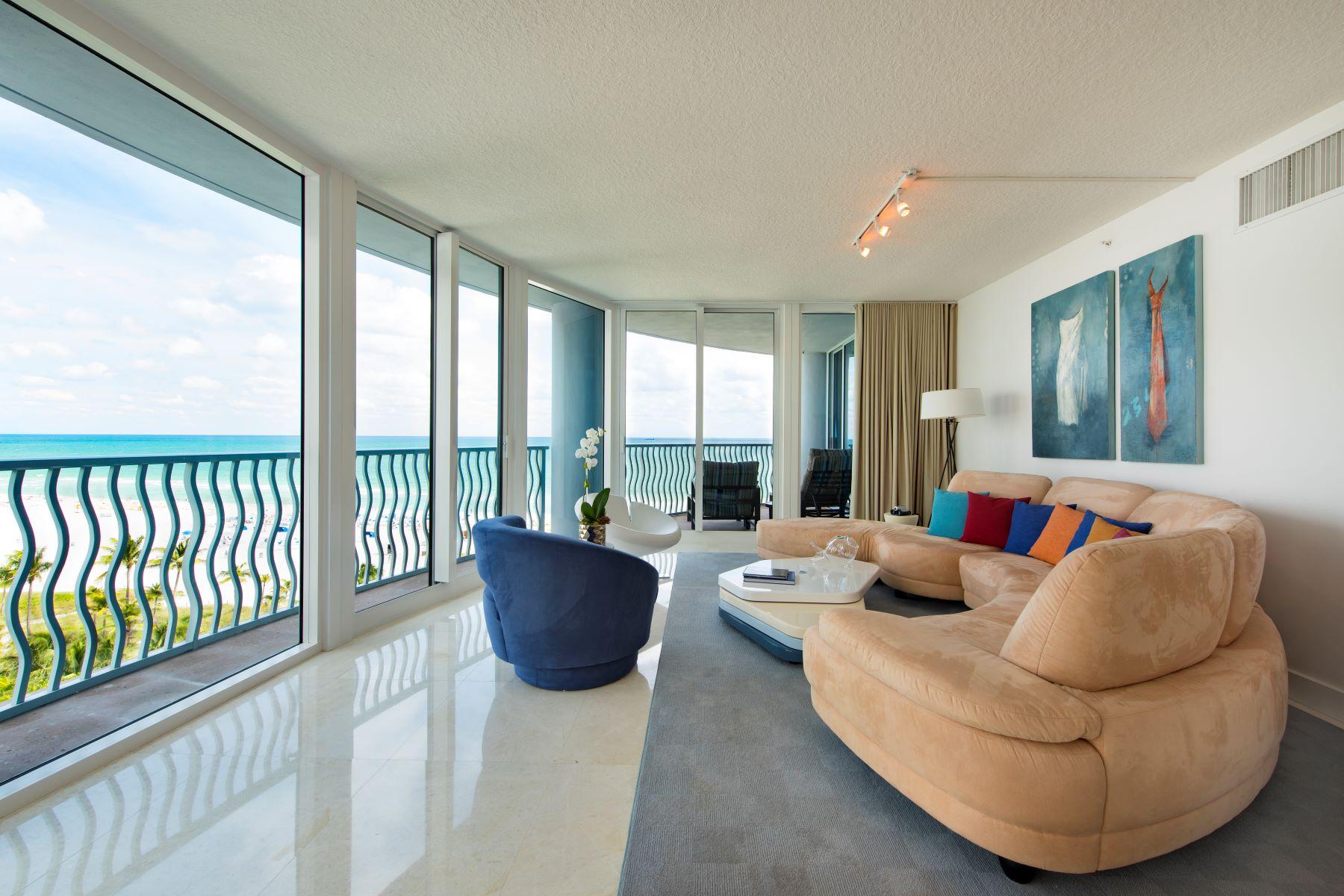 Condominium for Rent at 1500 Ocean Dr 1500 Ocean Dr 901 Miami Beach, Florida, 33139 United States