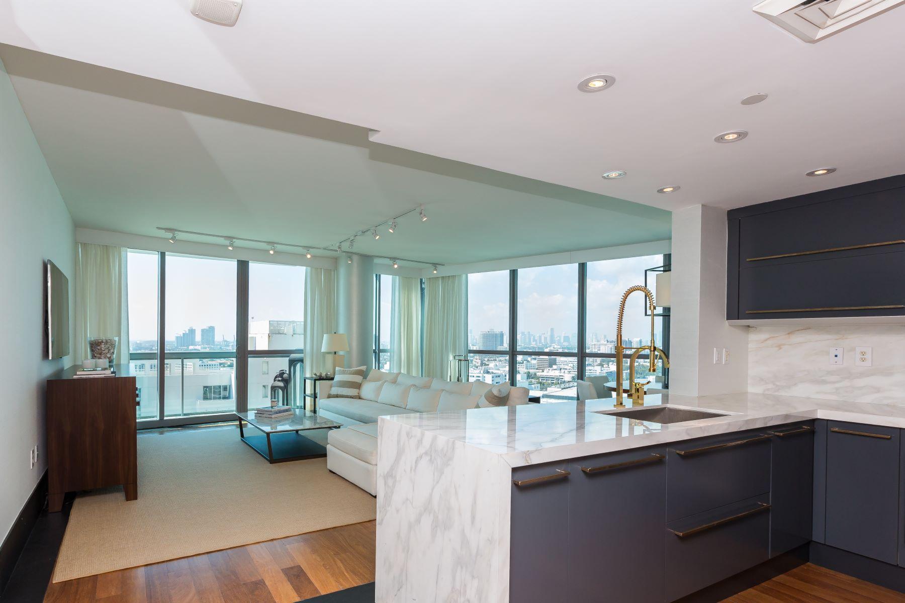 Πολυκατοικία ατομικής ιδιοκτησίας για την Ενοίκιο στο 101 20th St 101 20th St 2706 Miami Beach, Φλοριντα 33139 Ηνωμενεσ Πολιτειεσ