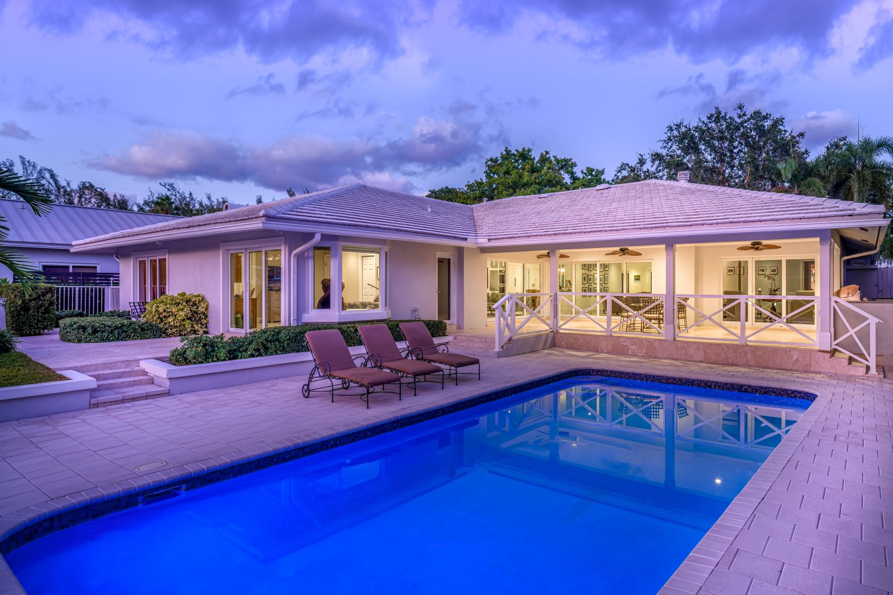 Single Family Homes for Sale at 11 Compass Lane 11 Compass Ln, Fort Lauderdale, Florida 33308 United States