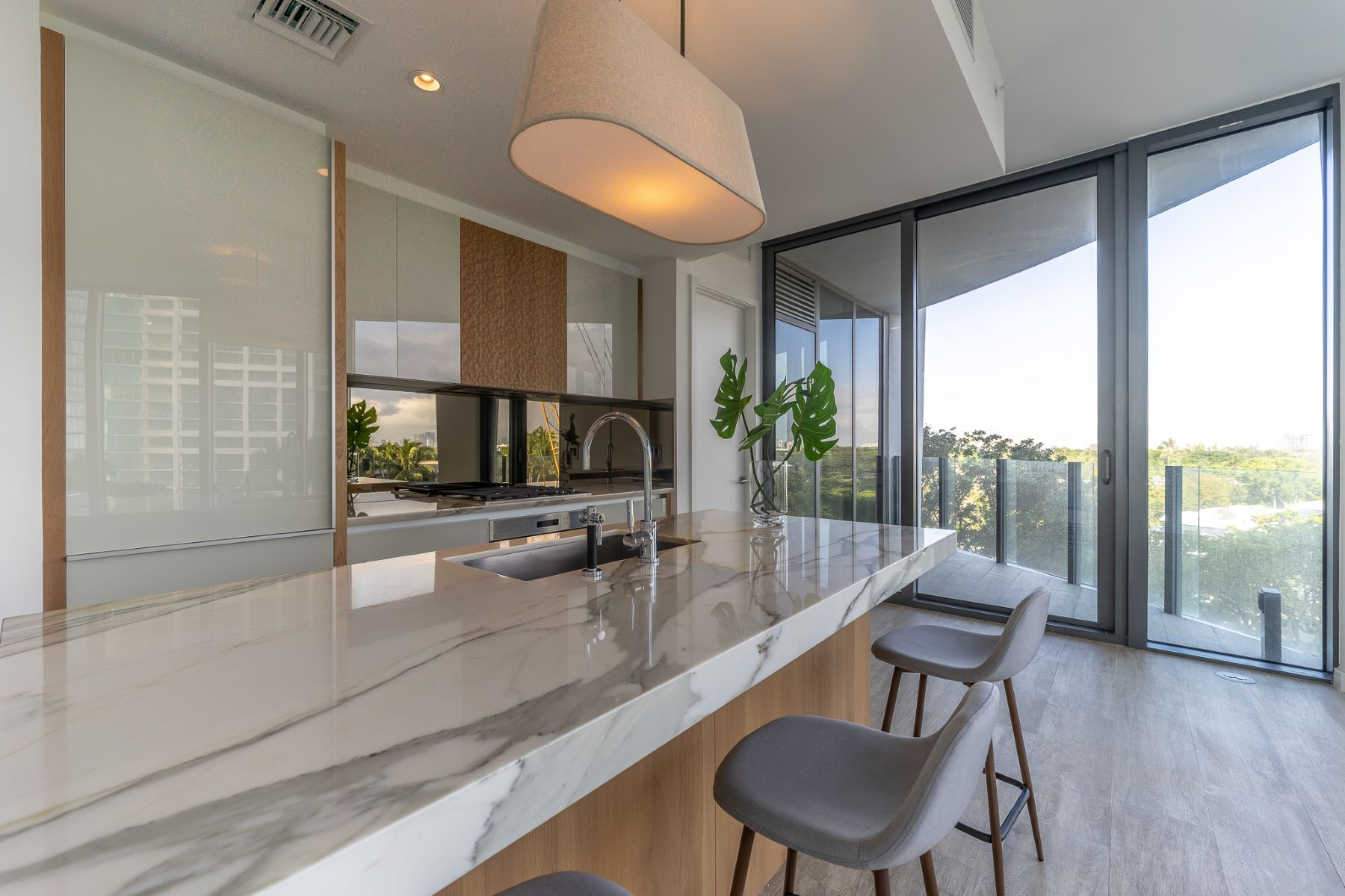Single Family Homes for Sale at Park Grove Residences 2831 S Bayshore Dr 705 Coconut Grove, Florida 33133 United States