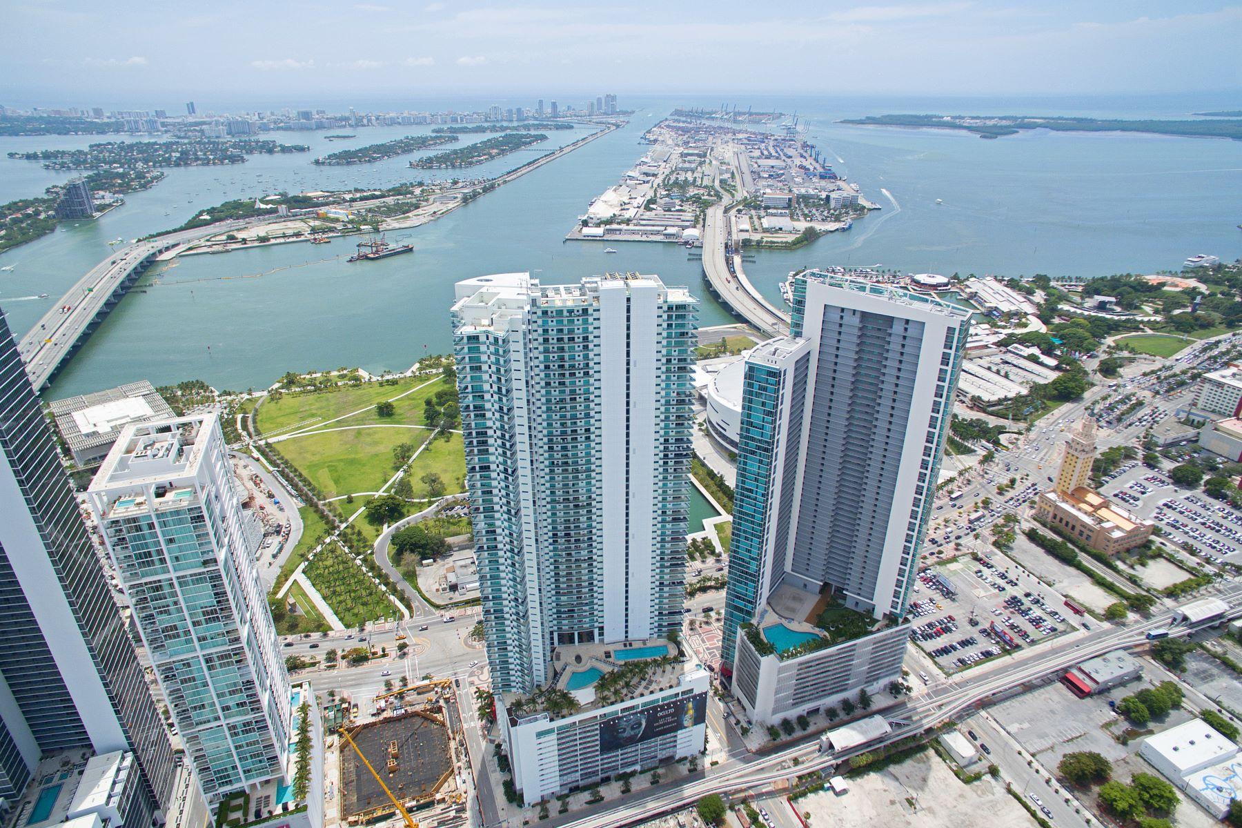 شقة بعمارة للـ Sale في 900 Biscayne Blvd 900 Biscayne Blvd 4701, Miami, Florida, 33132 United States