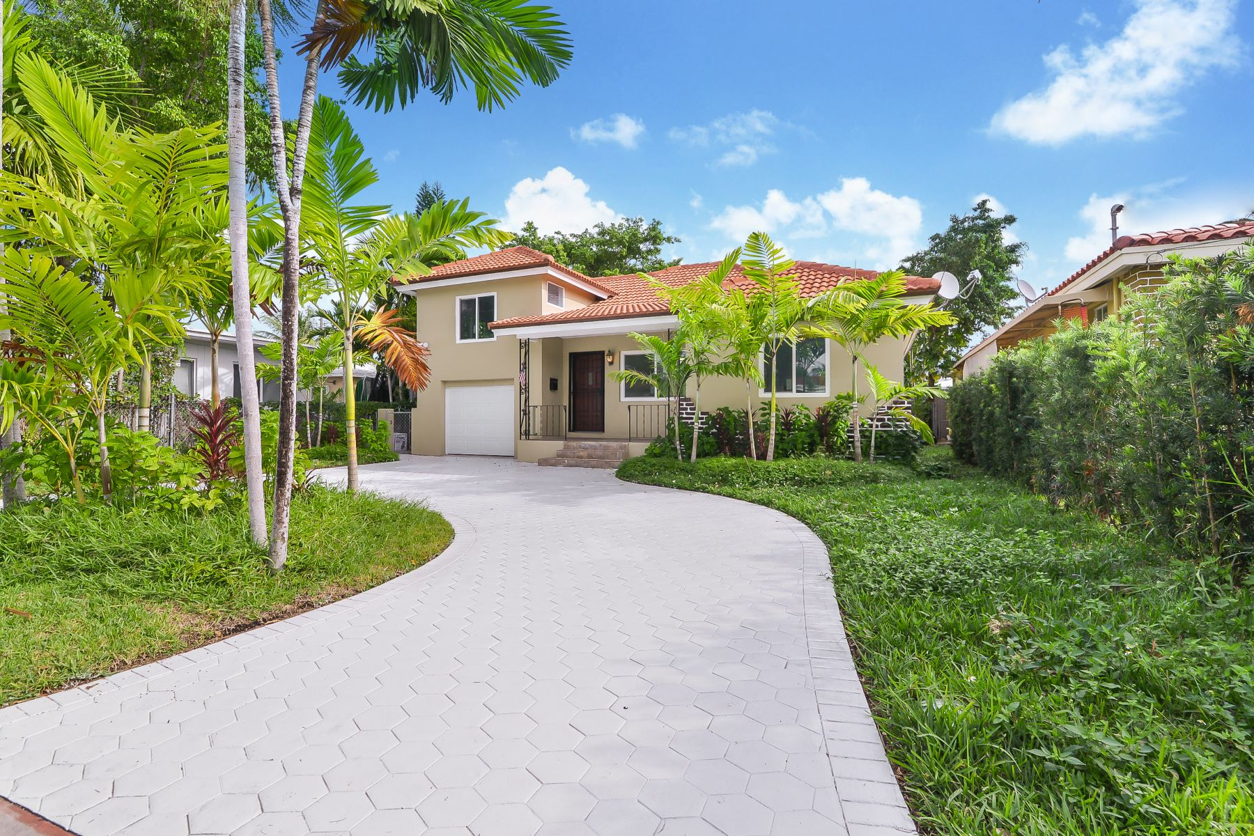 Single Family Homes for Sale at 9073 Froude Ave Surfside, Florida 33154 United States